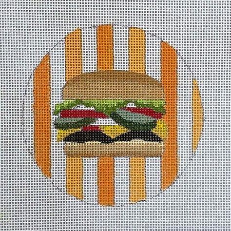 cheeseburger round
