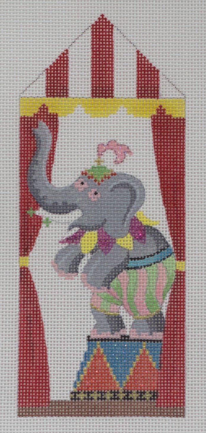 elephant circus tent*