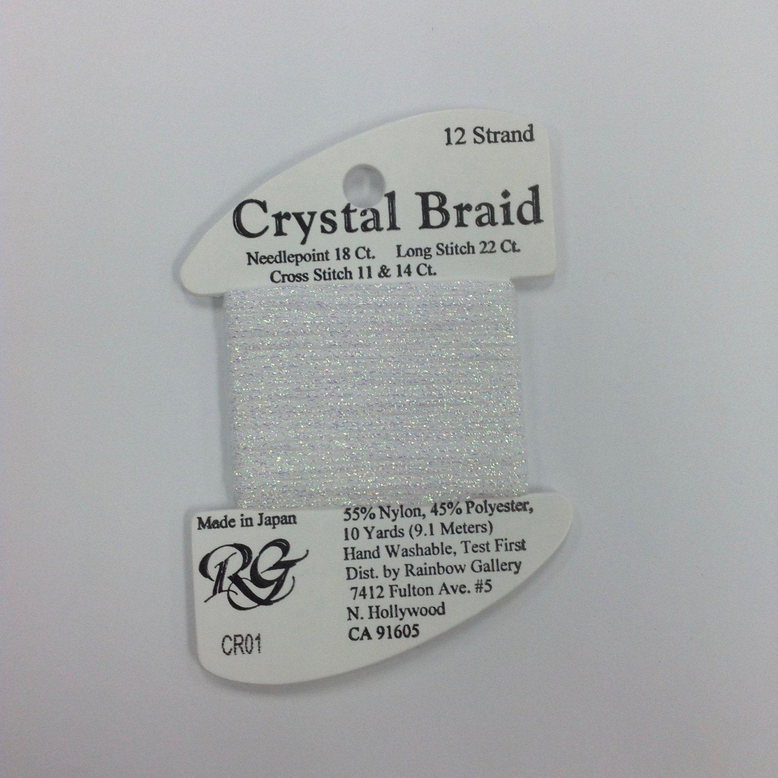 crystal braid