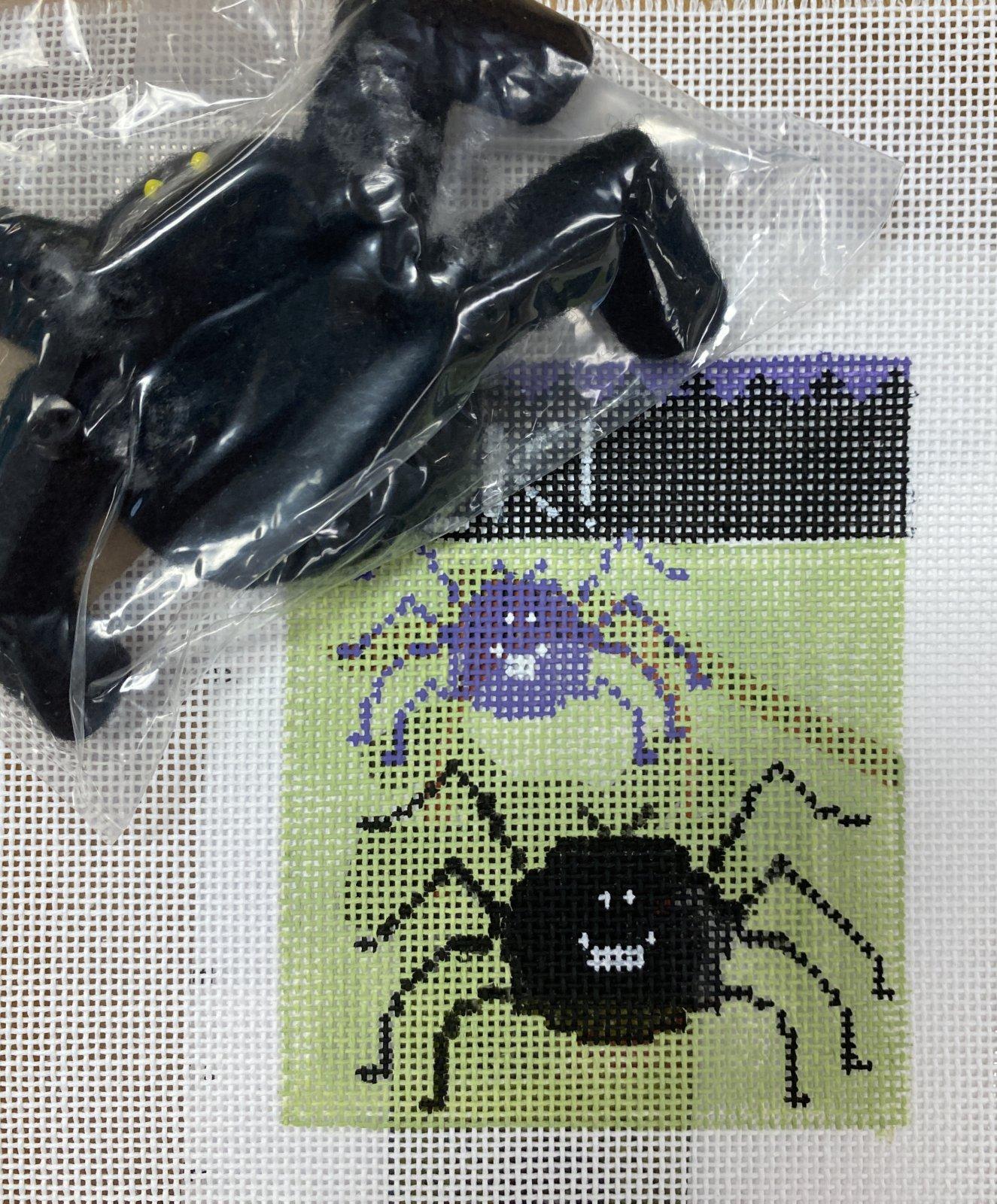 eek! spiders treat bag