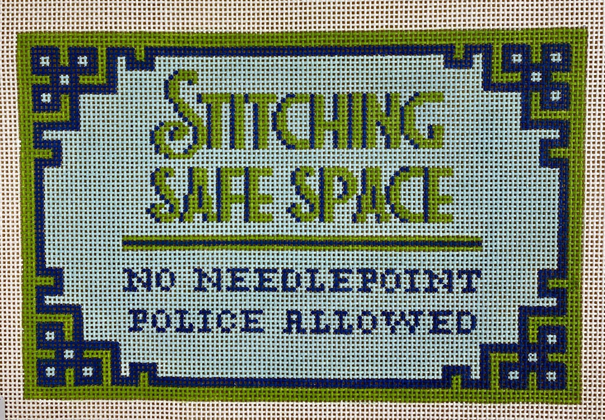 stitching safe place