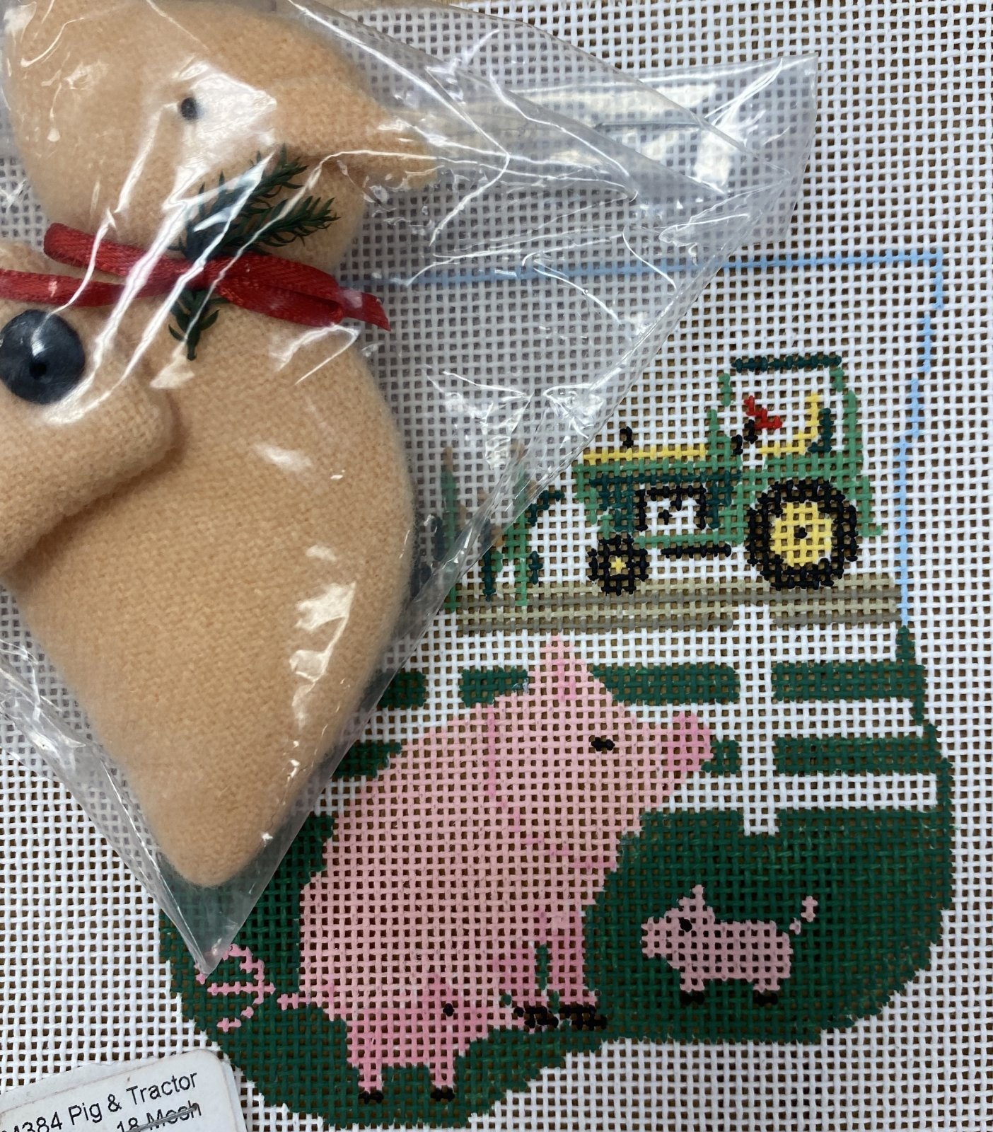 pig & tractor
