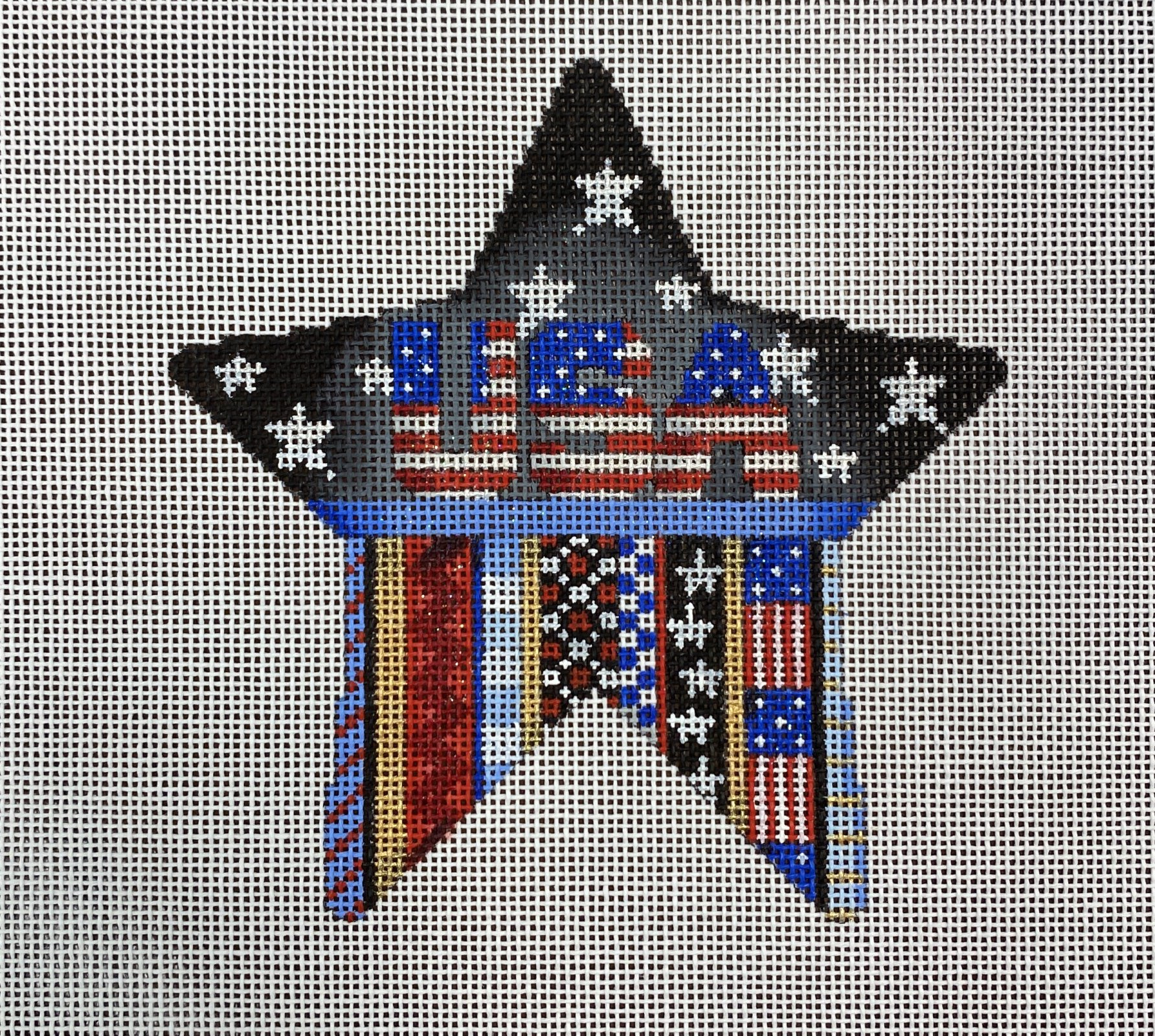 large star, USA