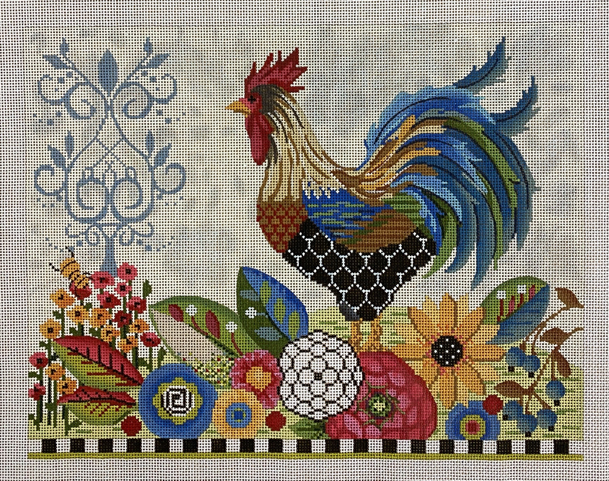 provence rooster