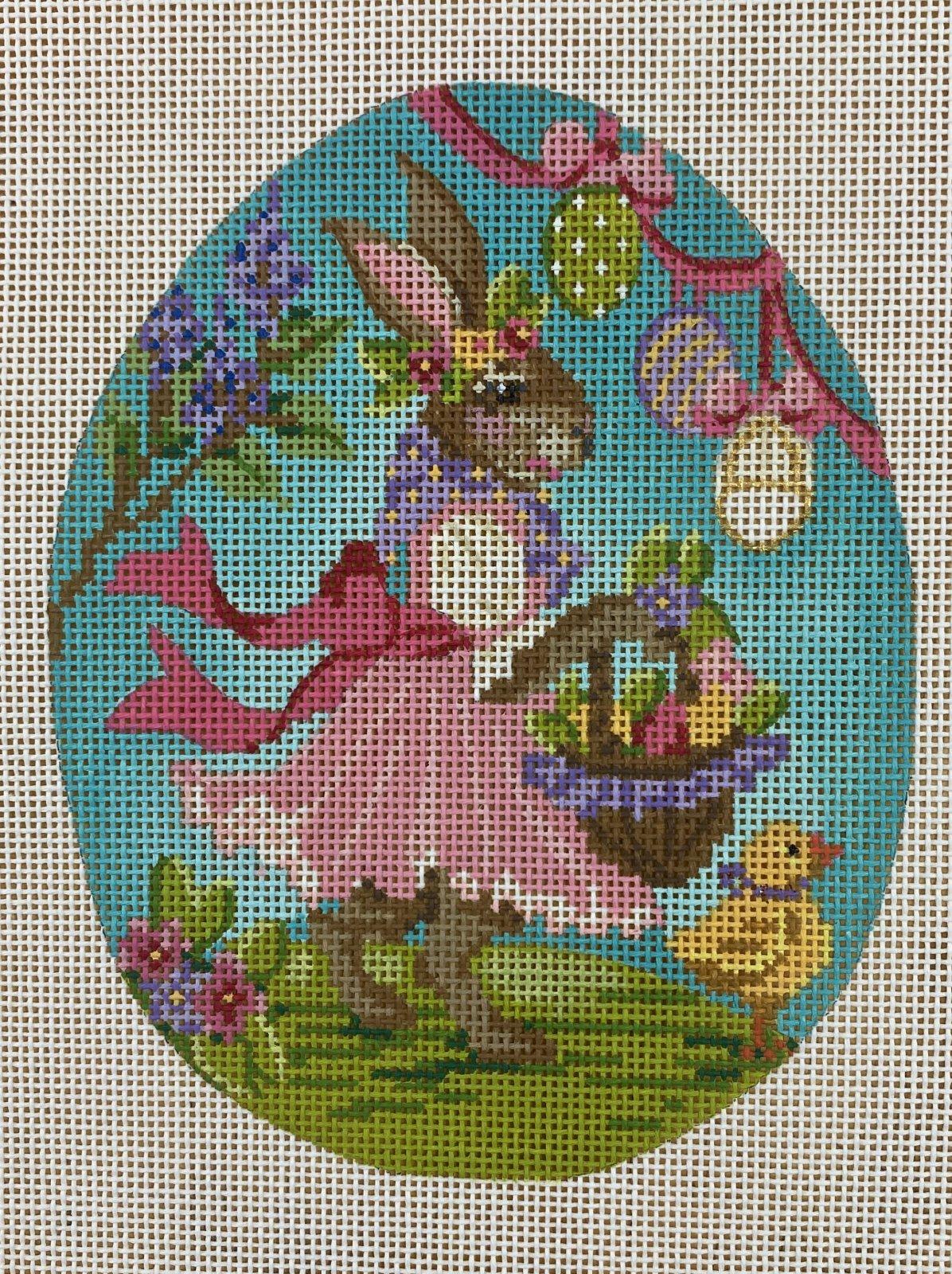ella fritz rabbit egg