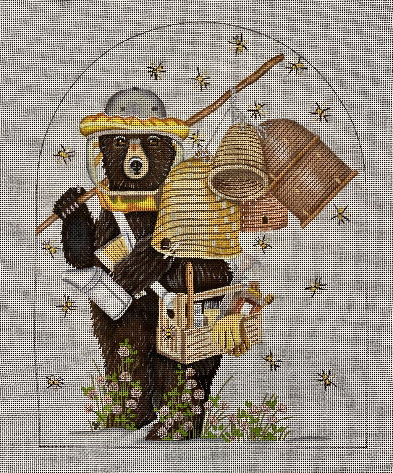 beekeeper bear