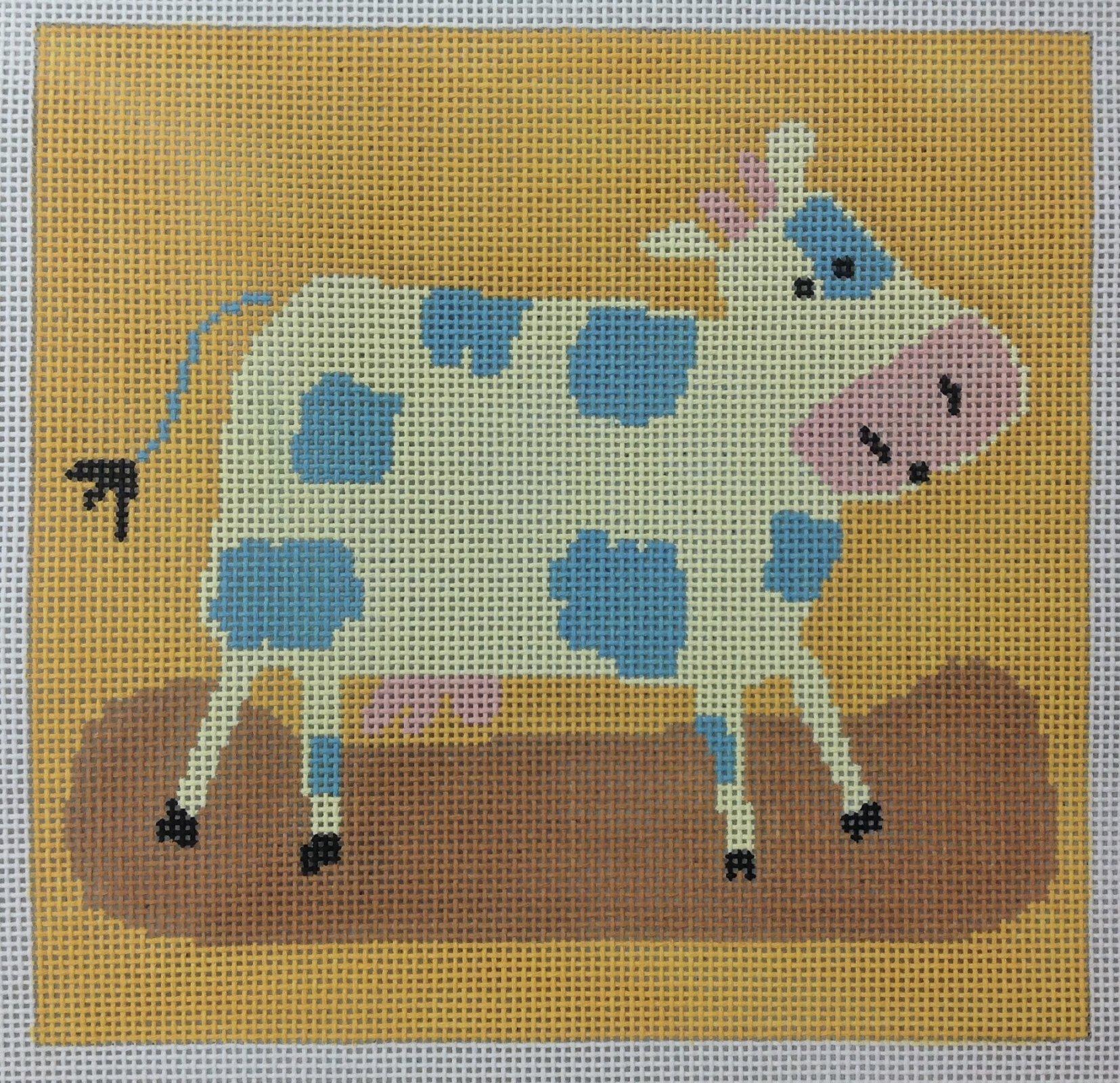 calico cow*