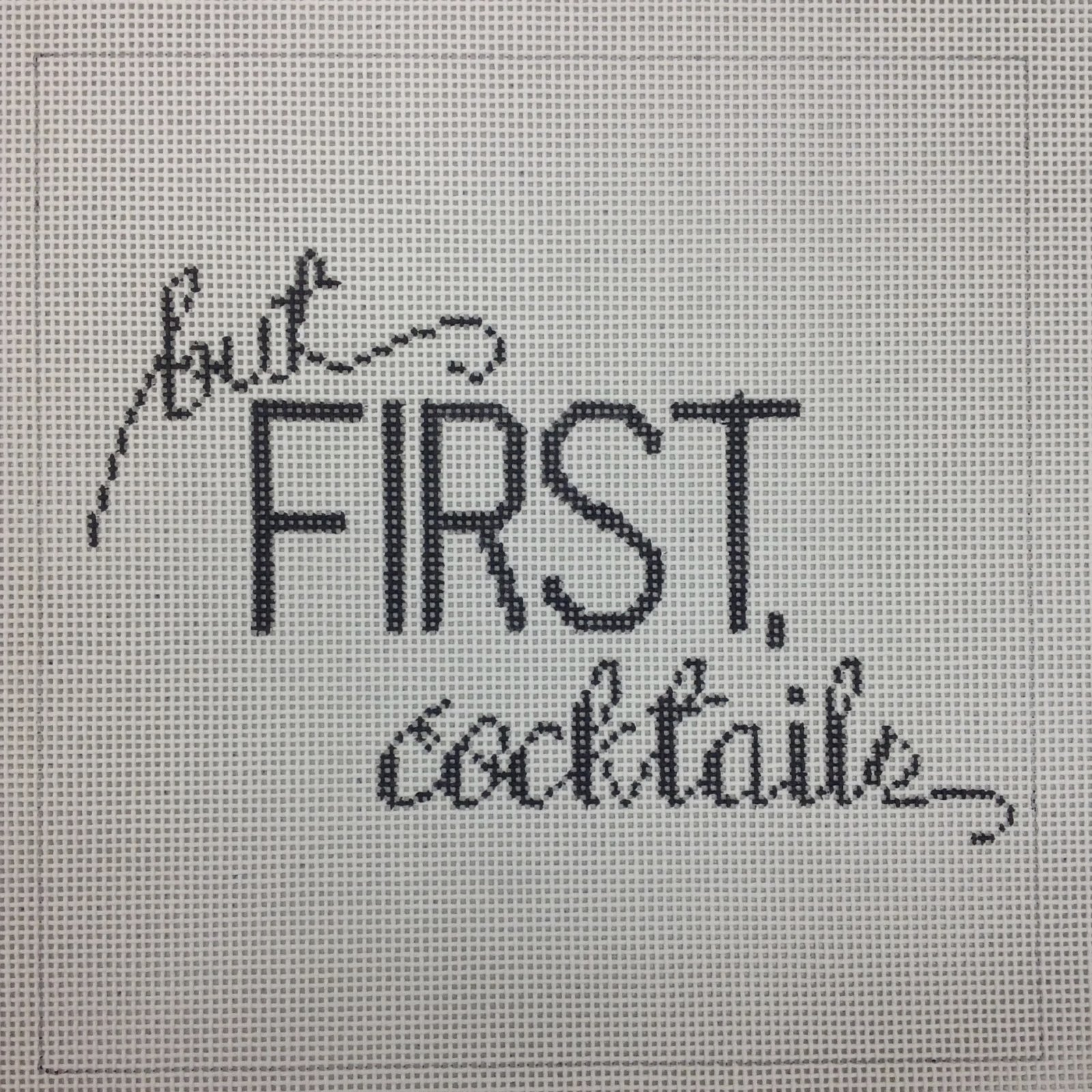 but first...cocktails!