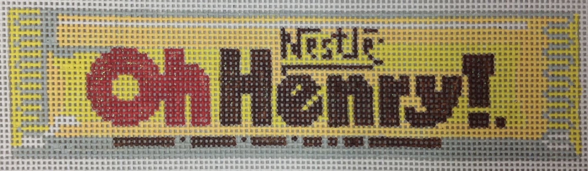 oh henry! candy bar