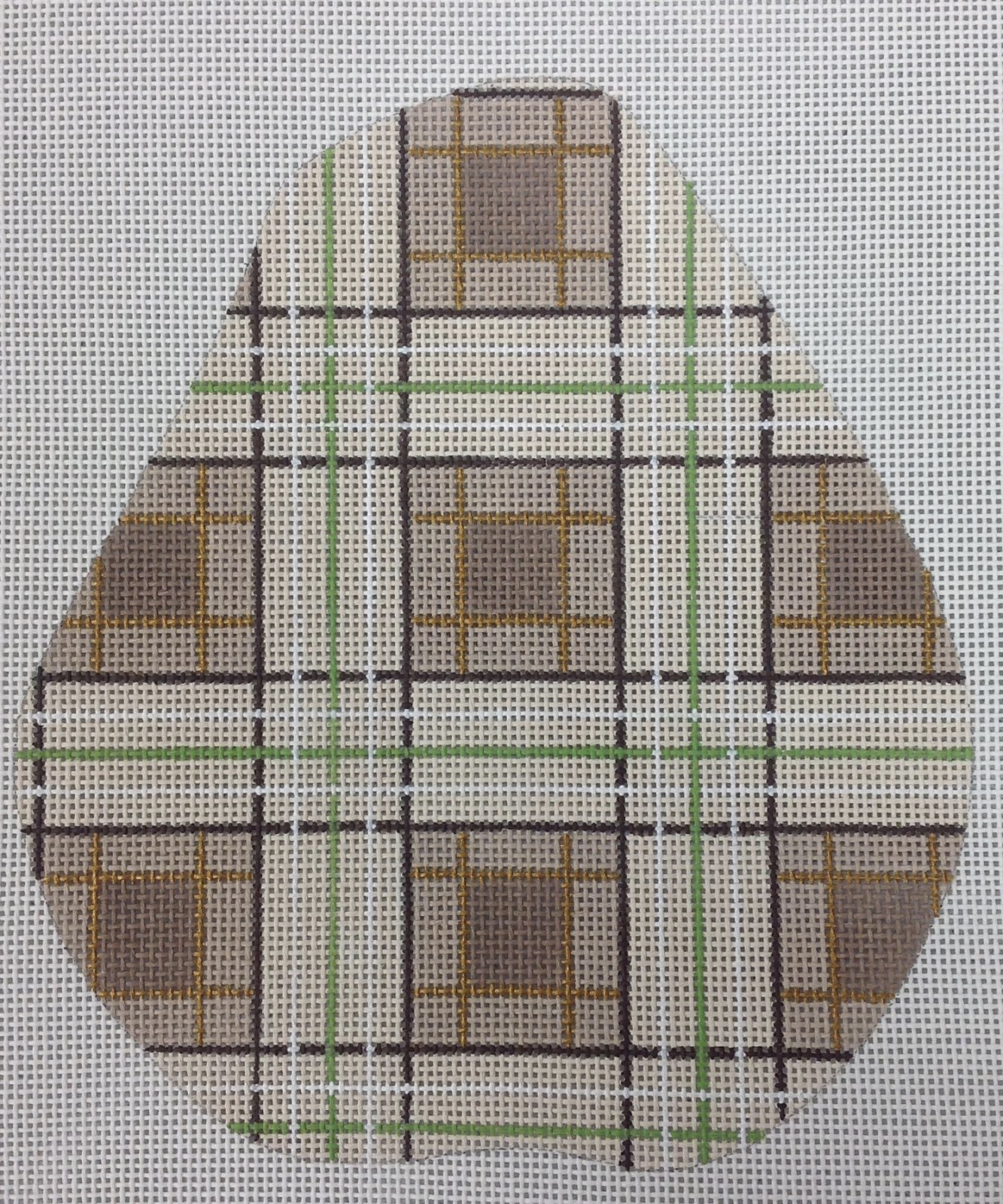 plaid pear