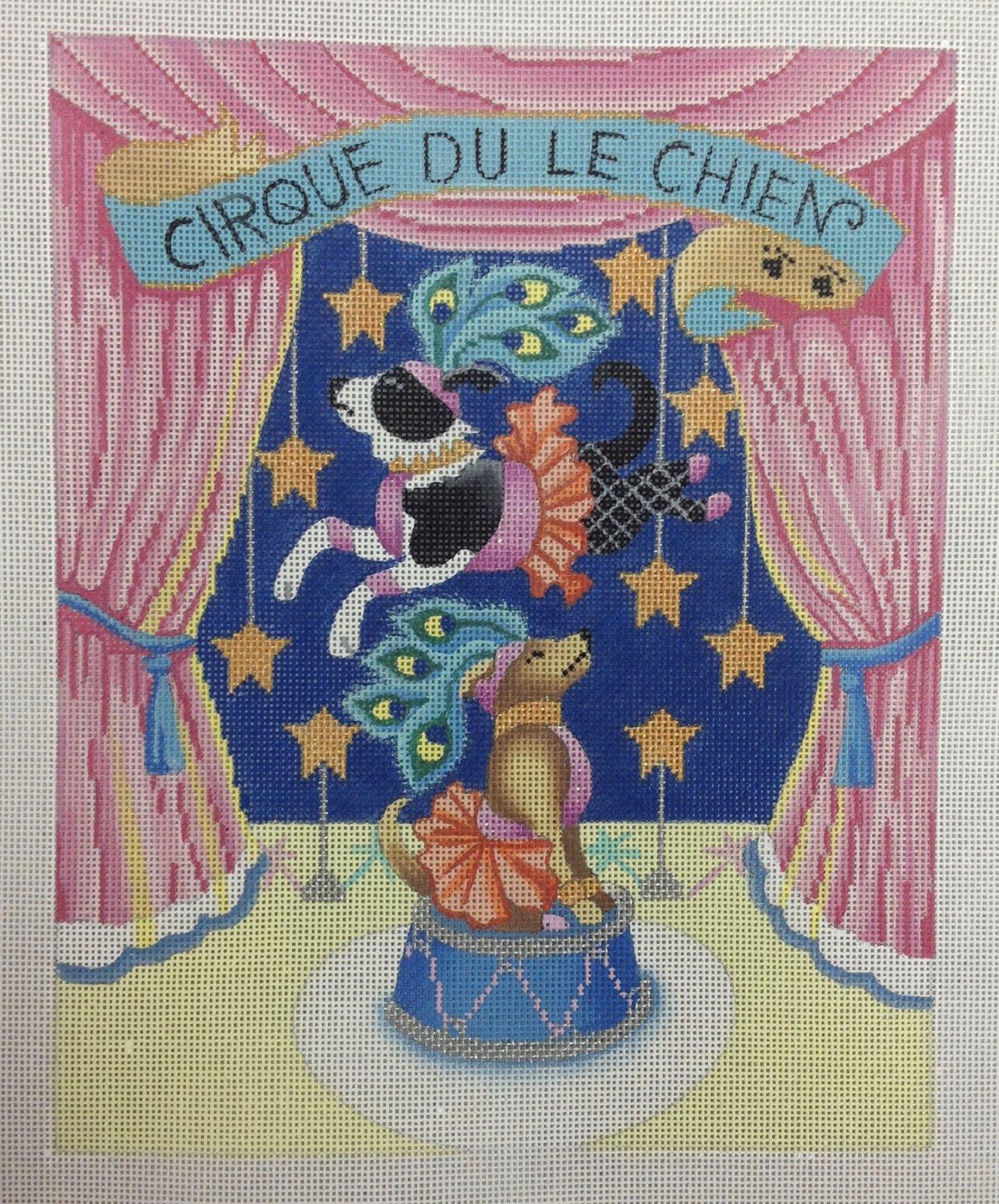 cirque du le chien*