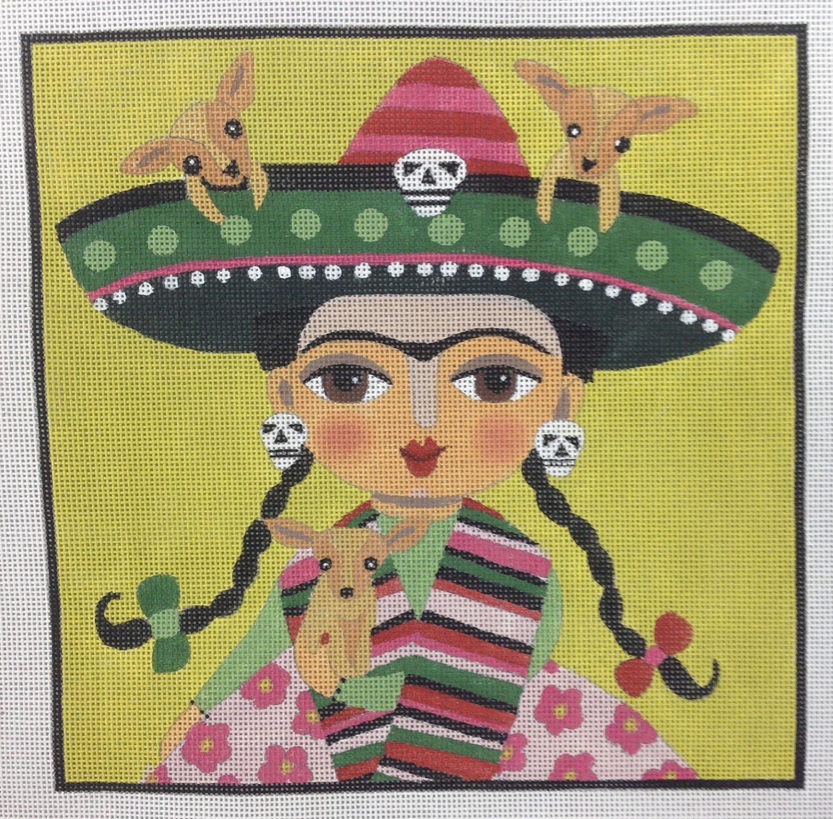 chihuahua girl