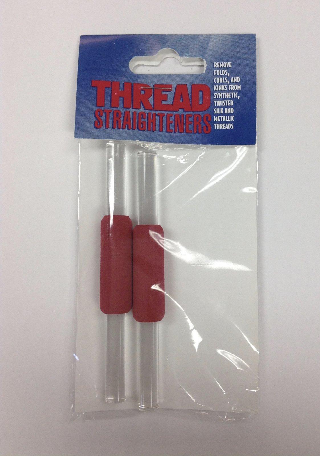 foam thread straighteners