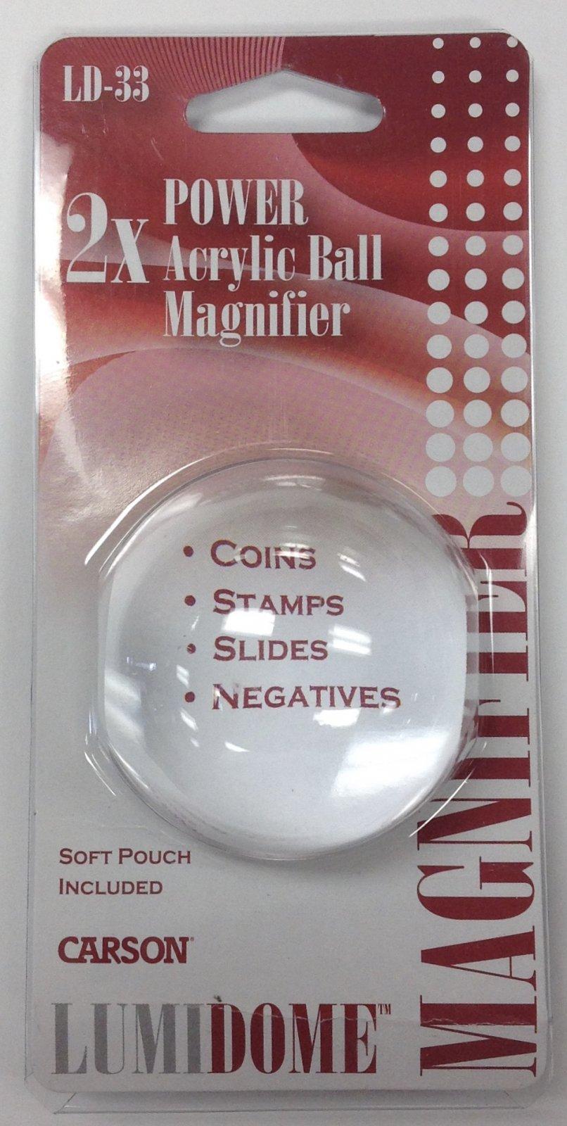 lumidome ball magnifier