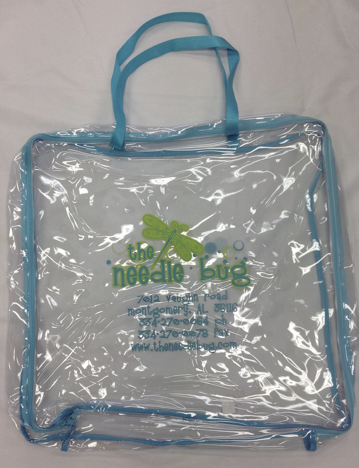 bug bag custom craft case