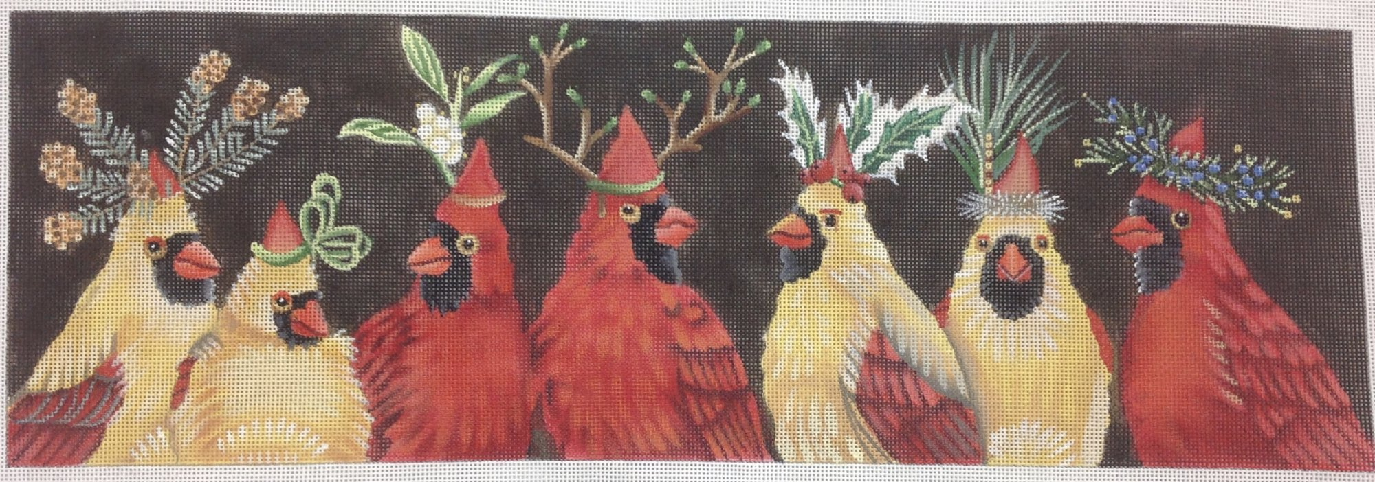 cardinal family christmas