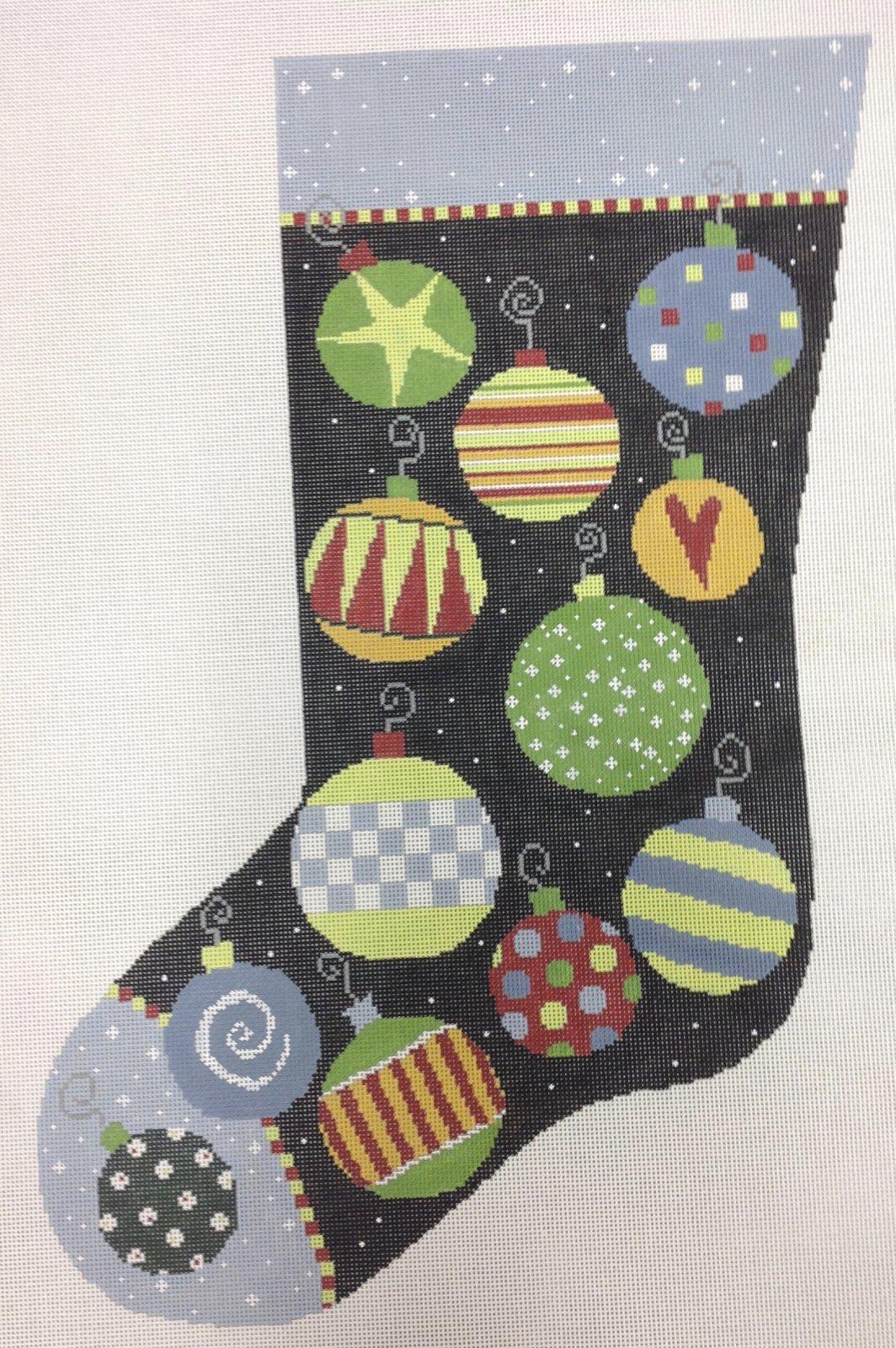 bauble stocking
