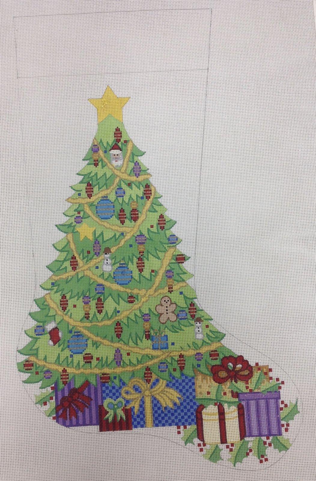 tree & ornaments