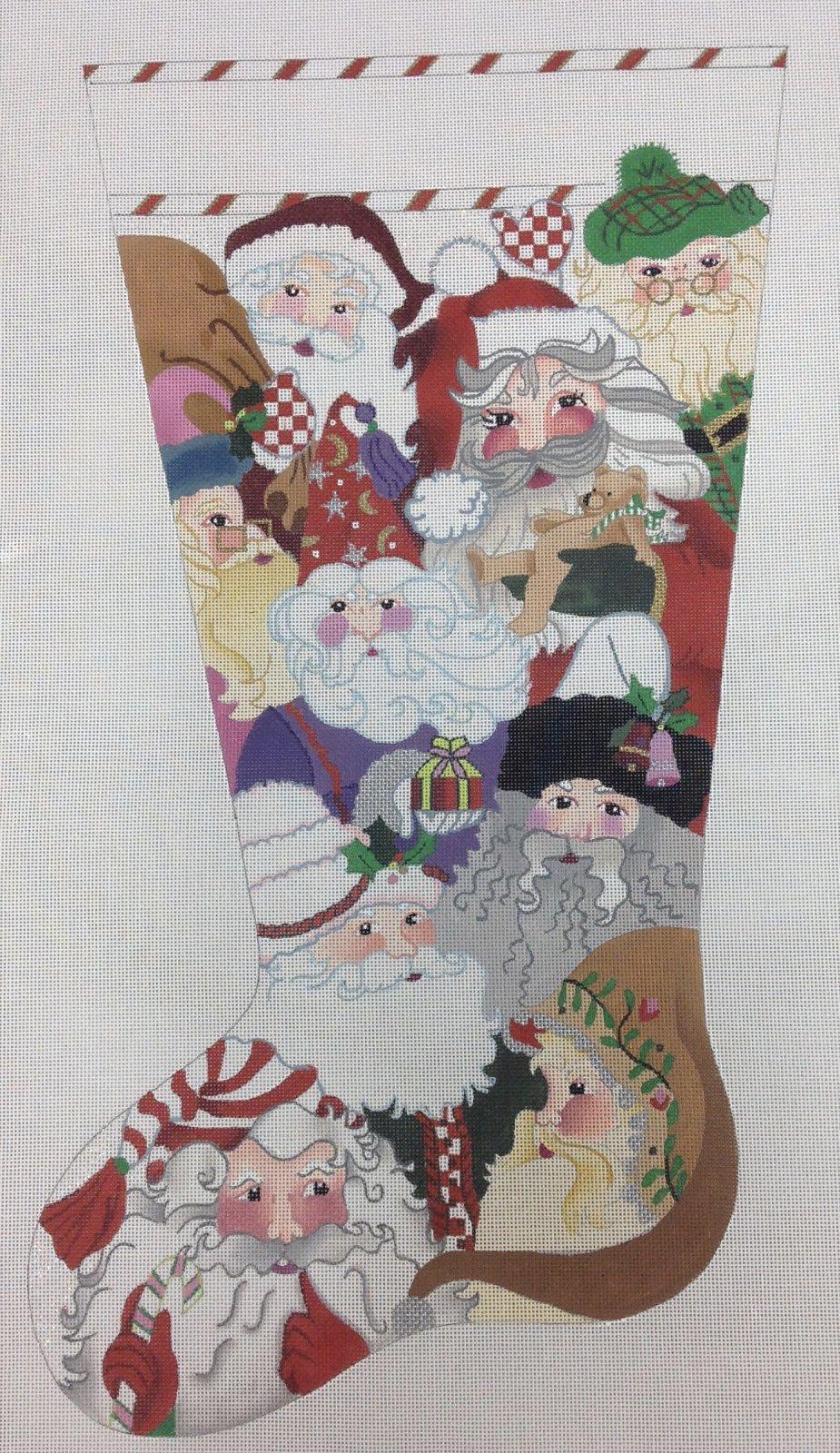 santa collections stocking