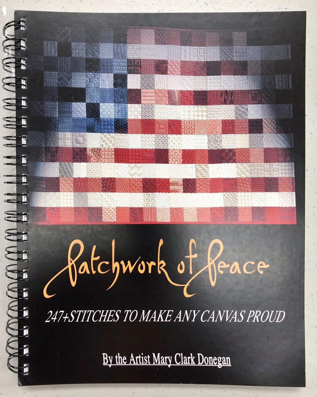 patchwork of peace stitchbooks