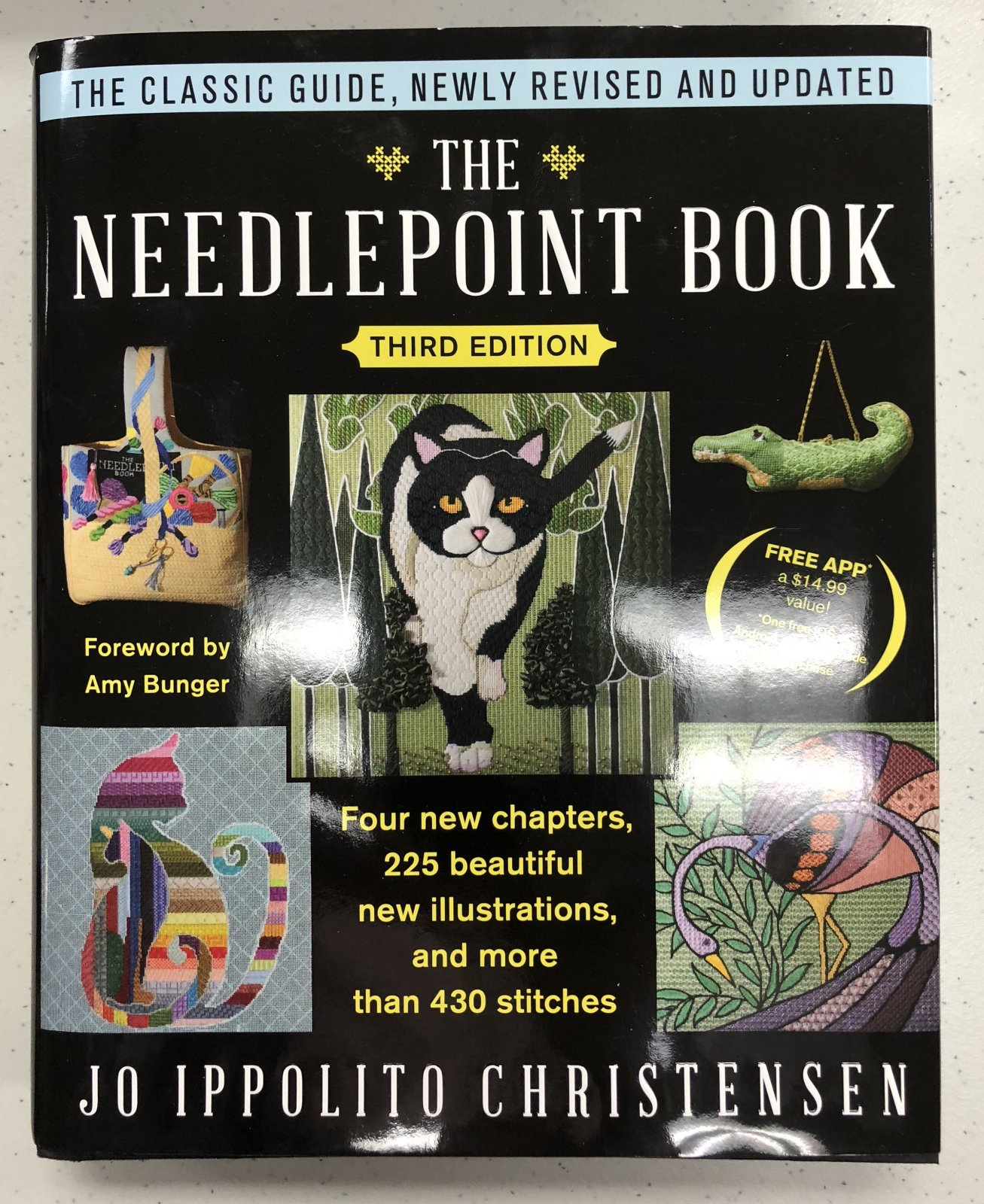 needlepoint book II