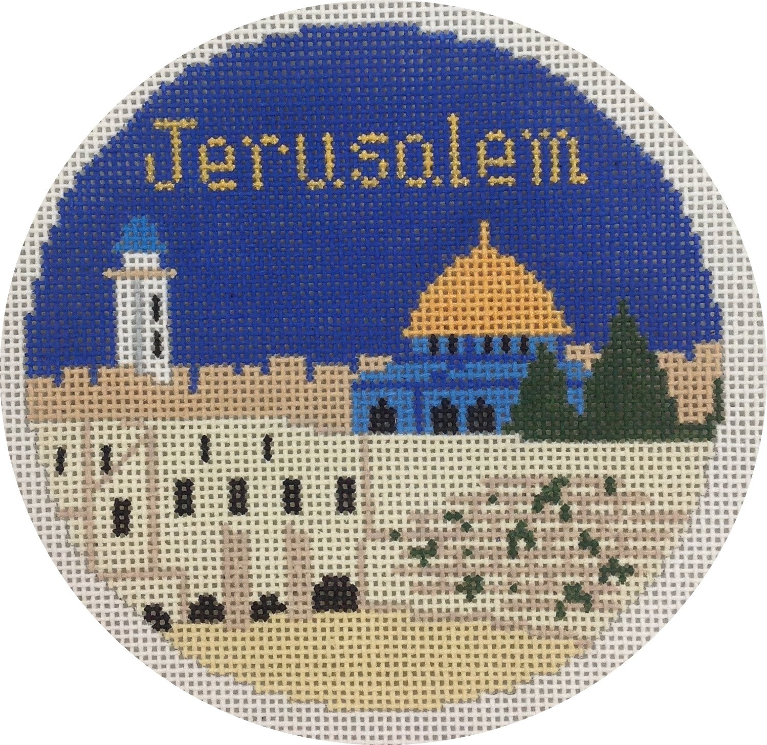 jerusalem ornament
