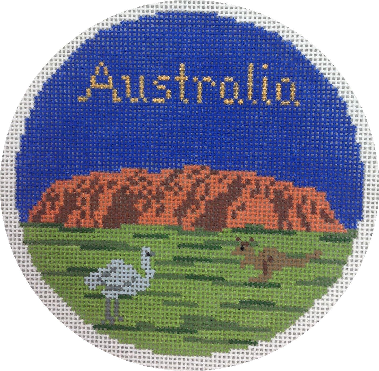 australia ornament