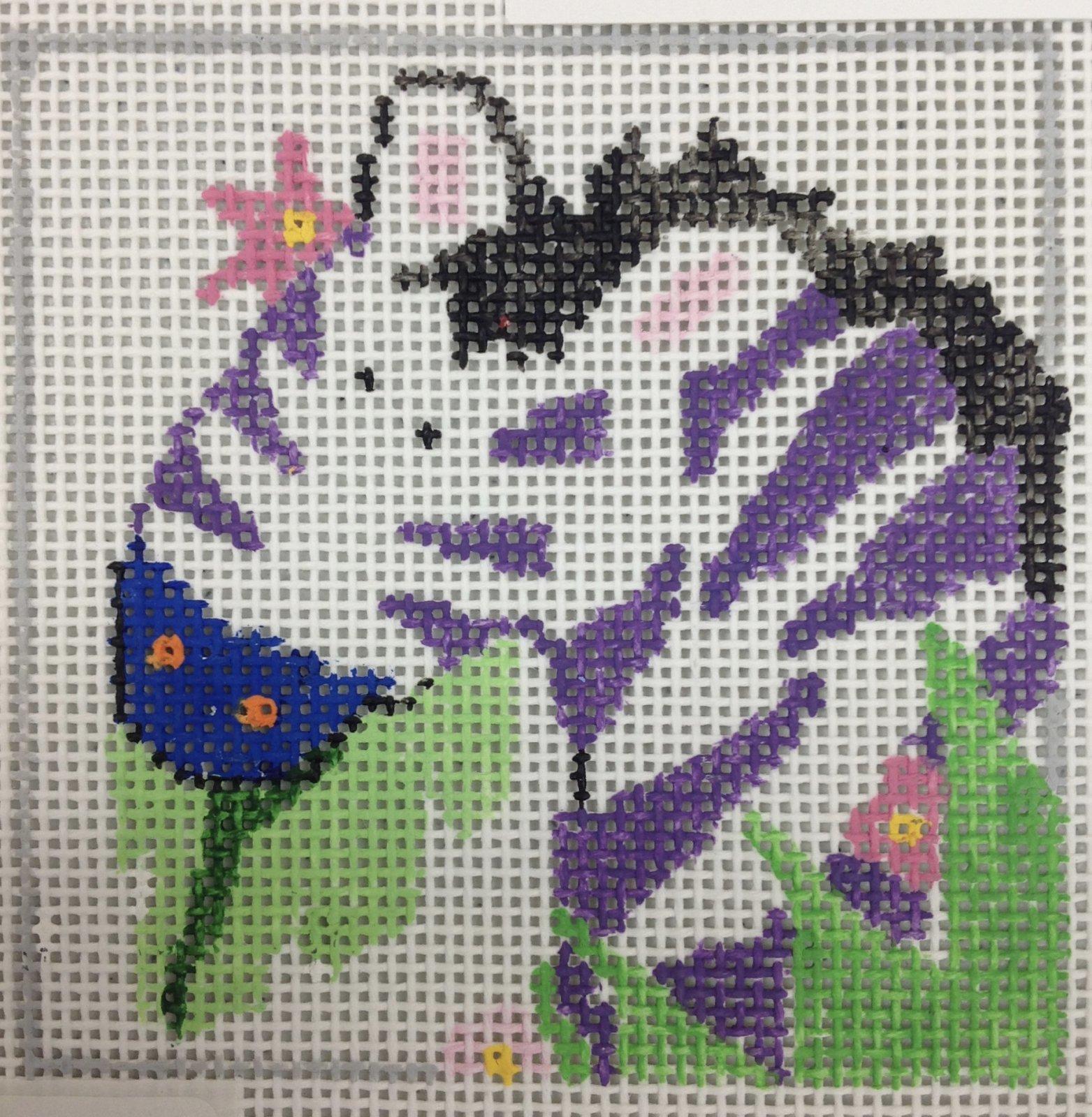 zoo coasters - zebra