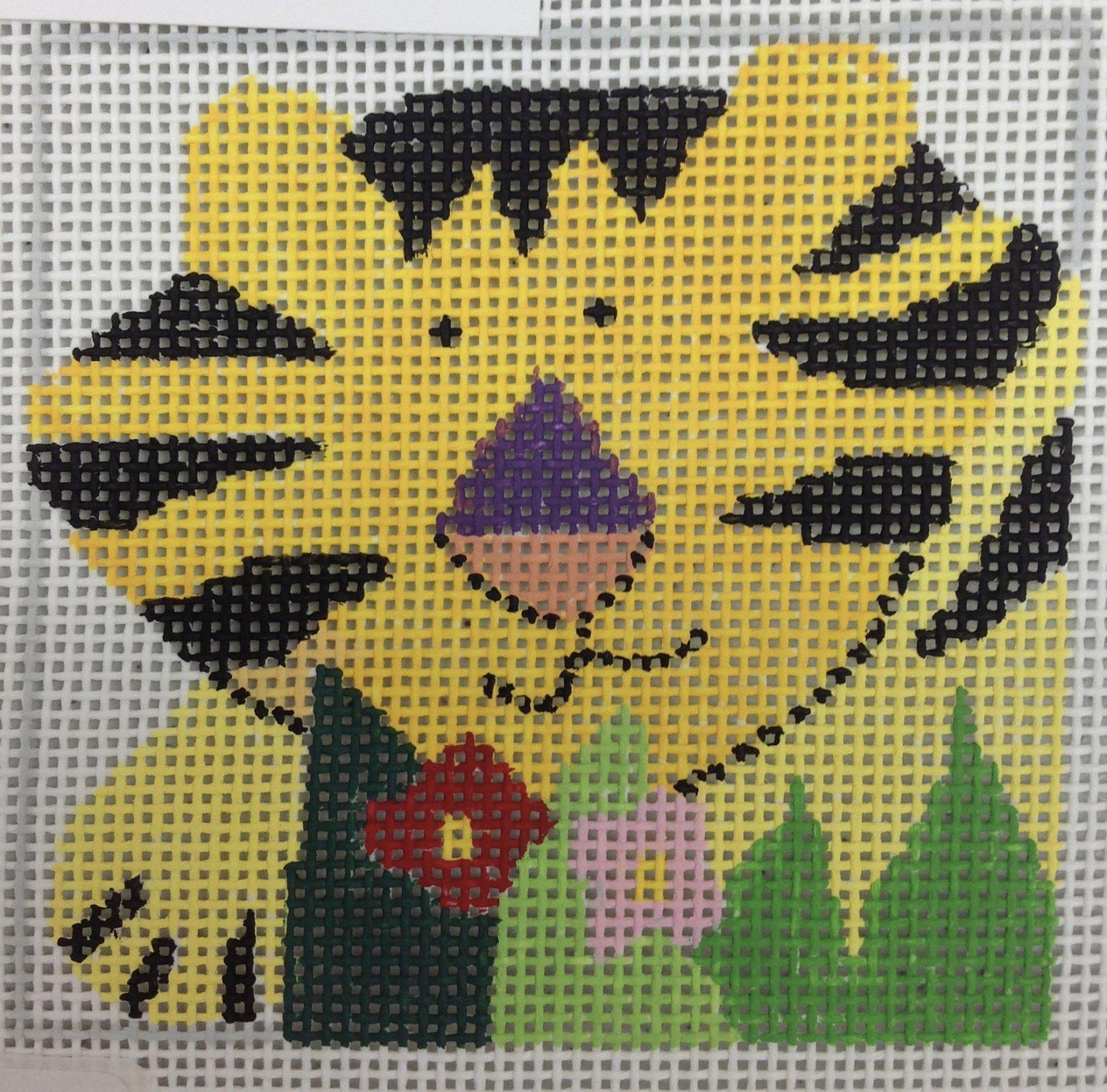 zoo coasters - tiger