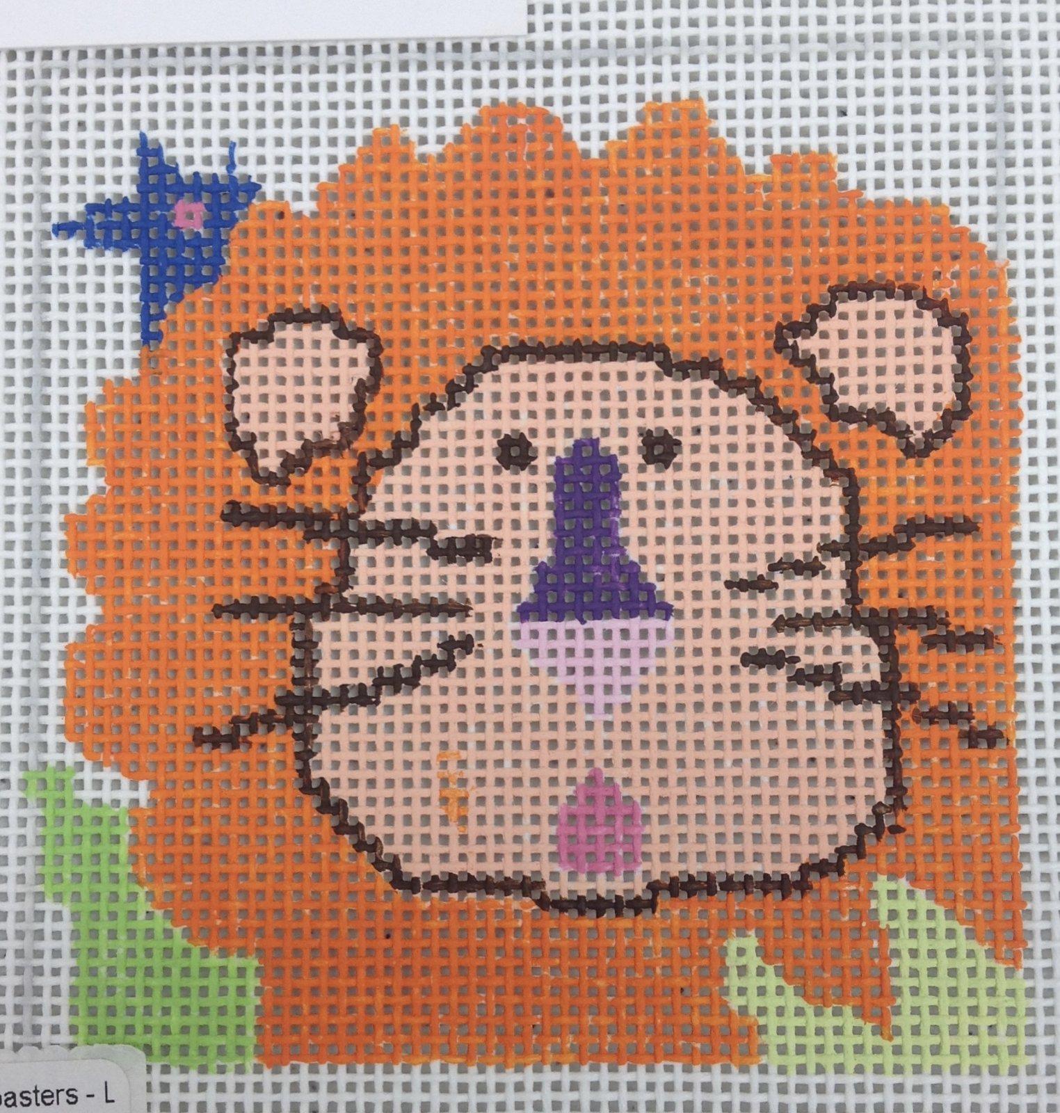 zoo coasters - lion*