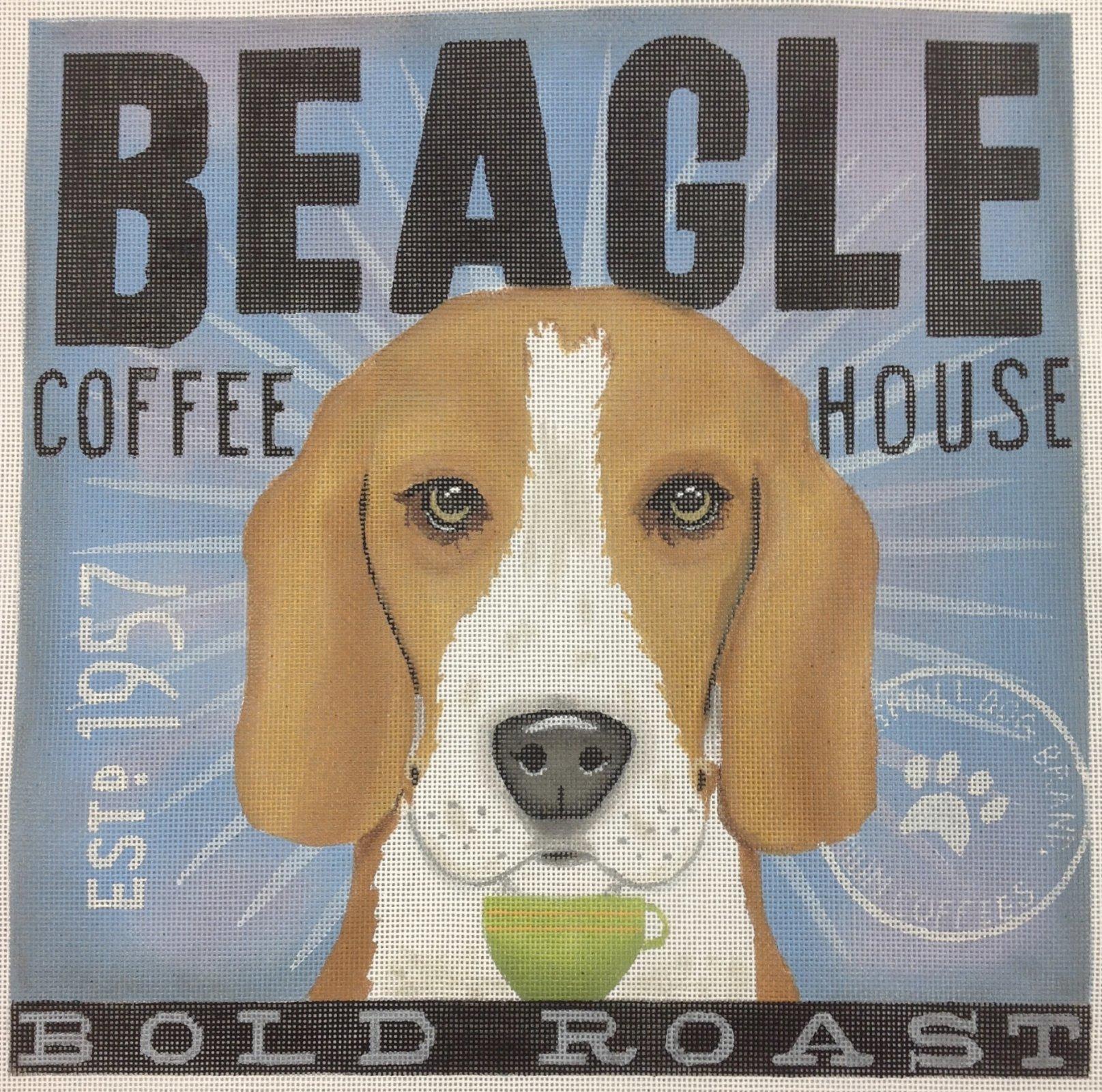 beagle coffee, 13 mesh