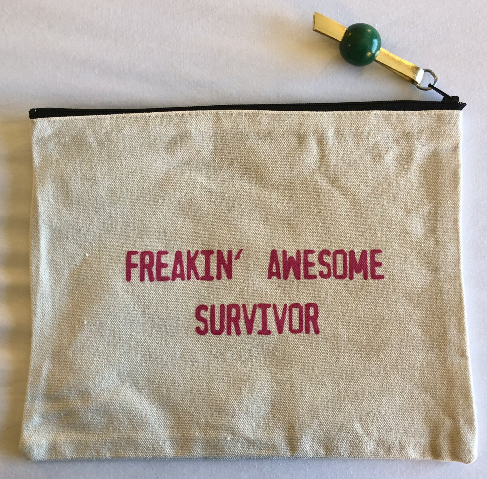 freakin' awesome survivor