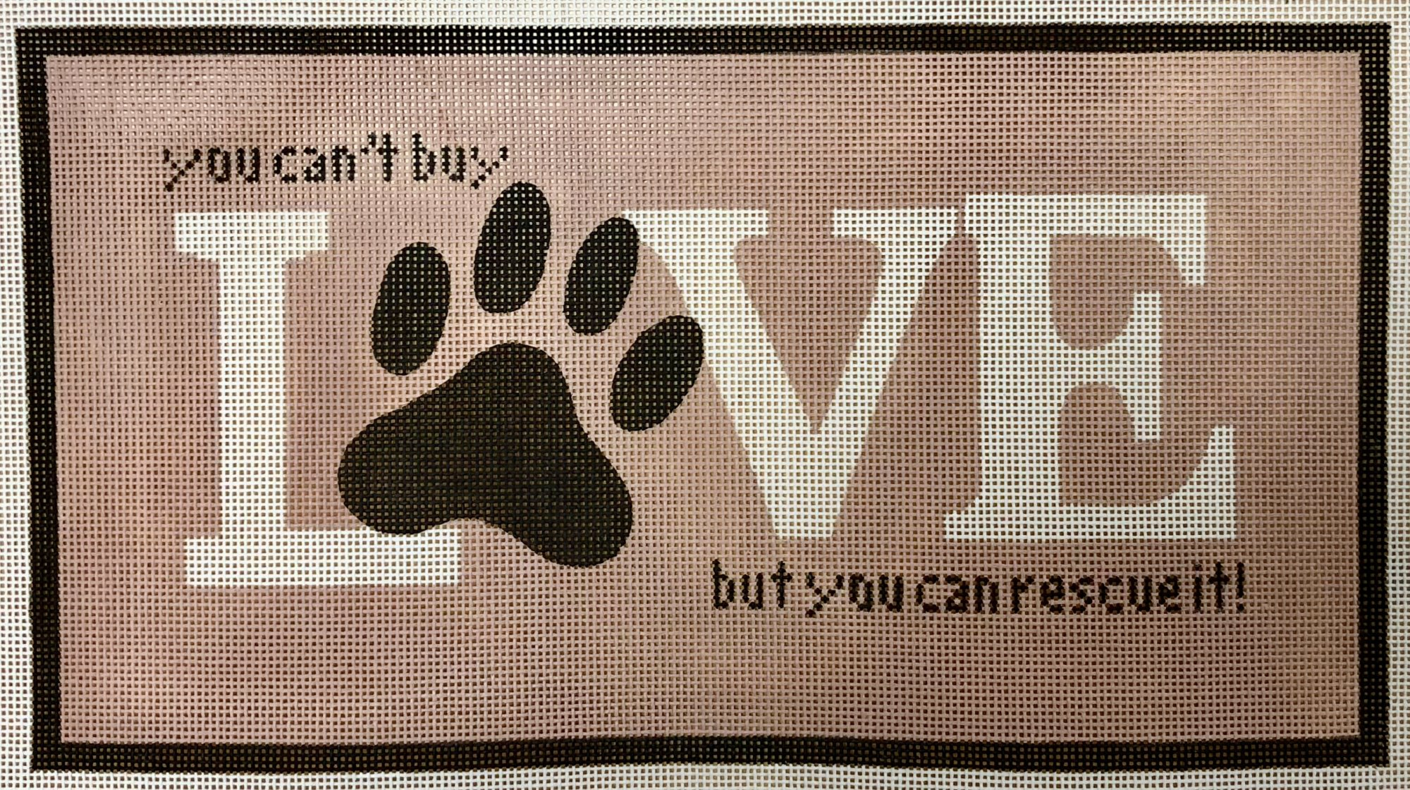 you can't buy love...