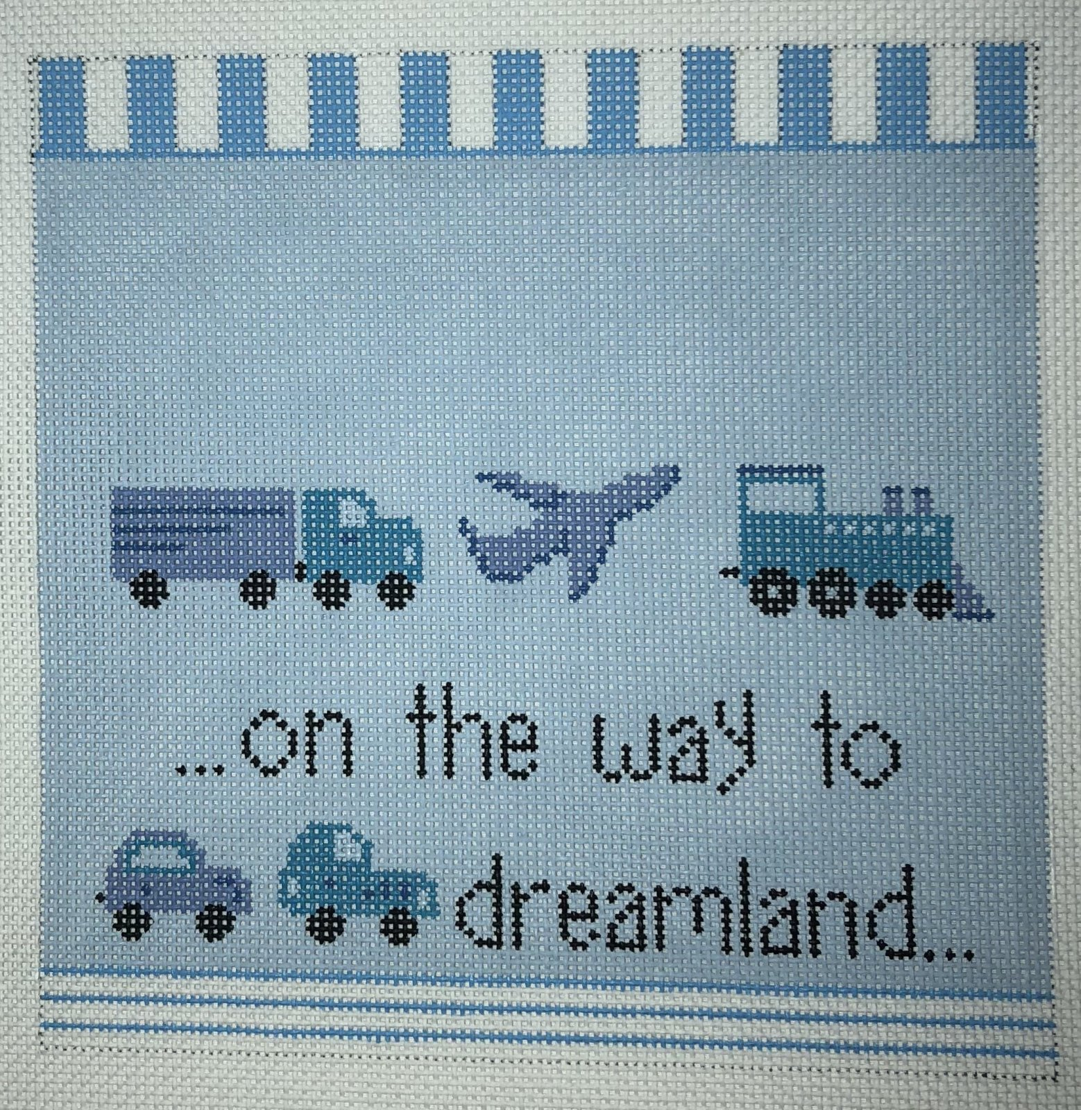 on the way to dreamland