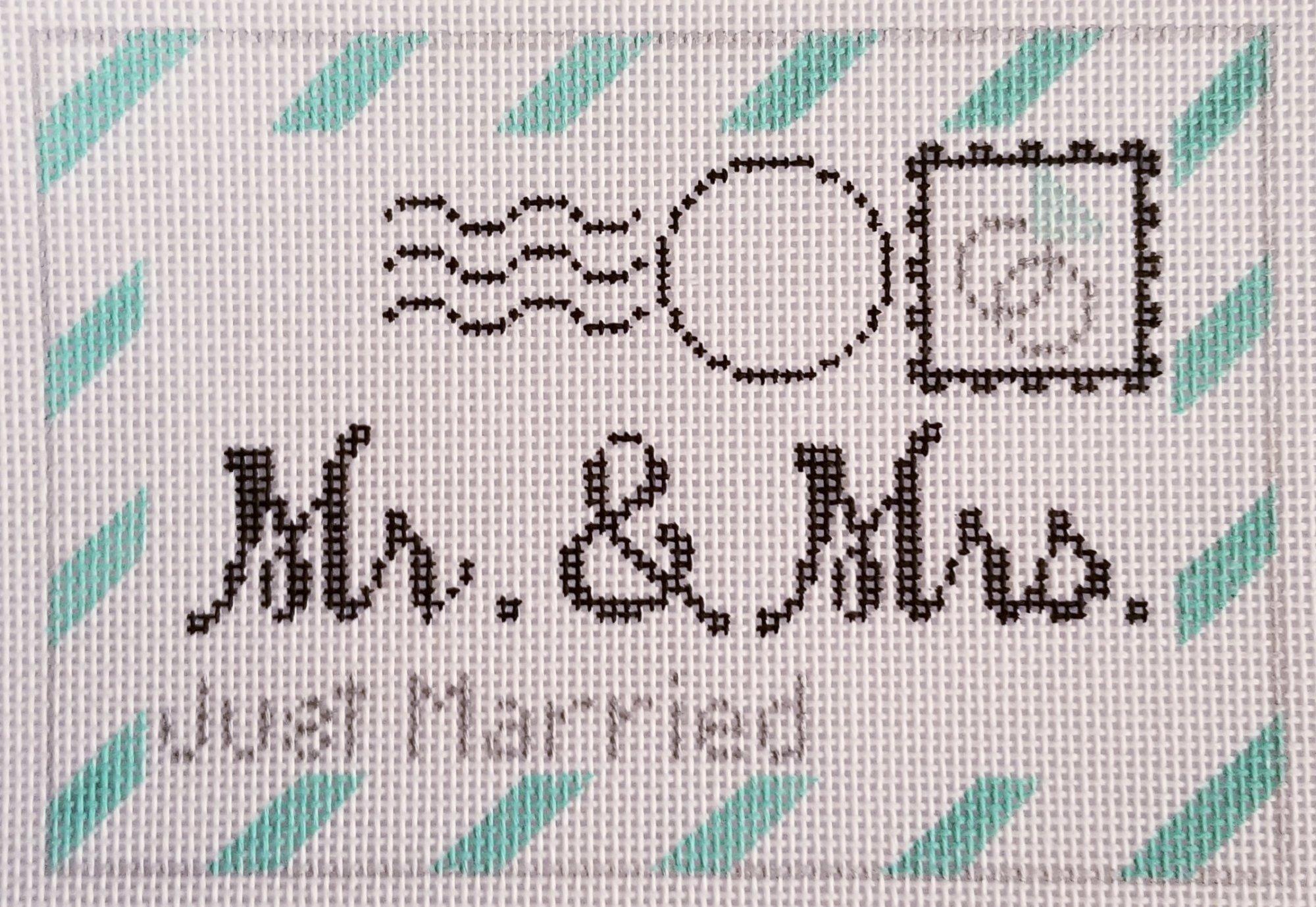 mr & mrs mini letter