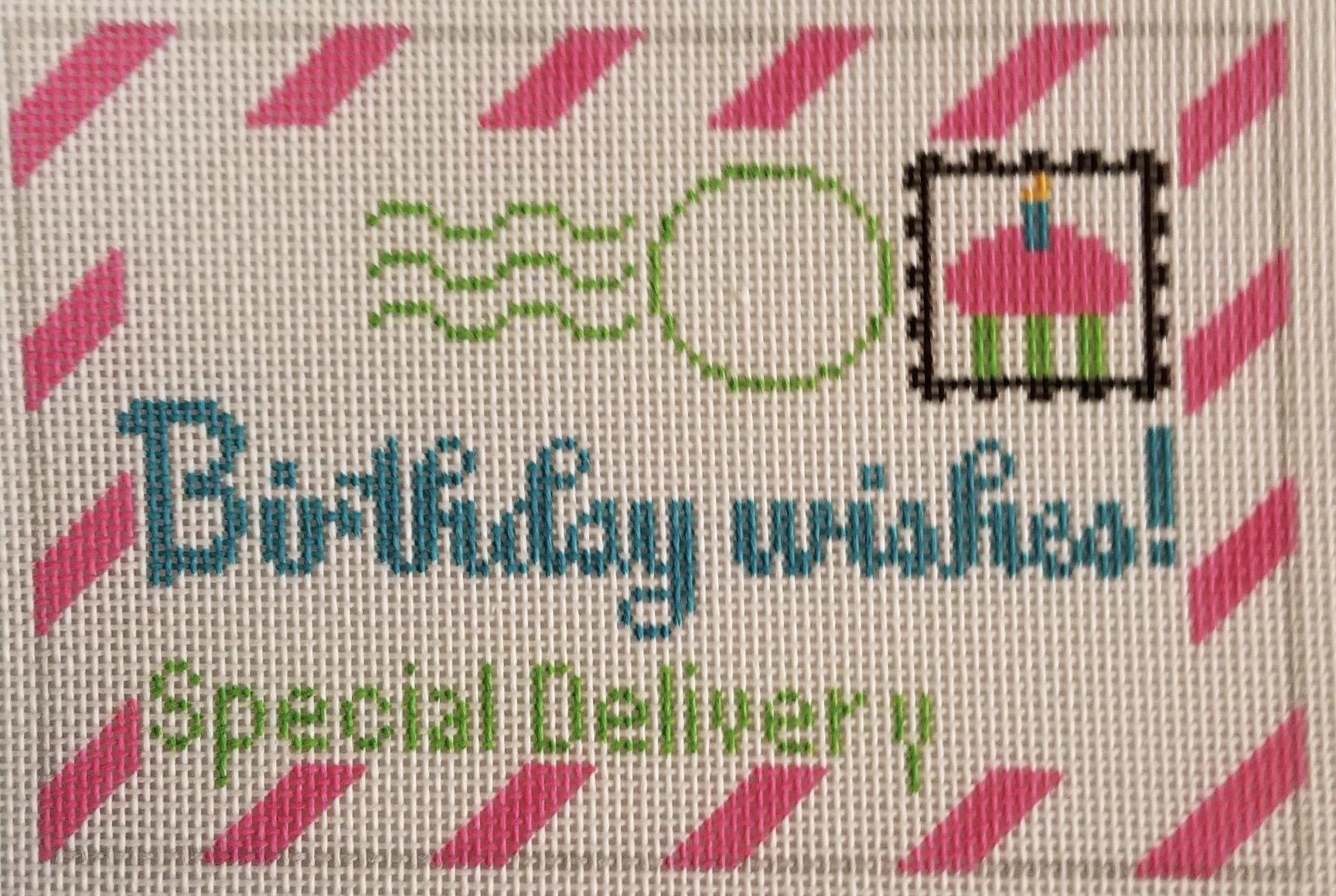 birthday wishes mini letter