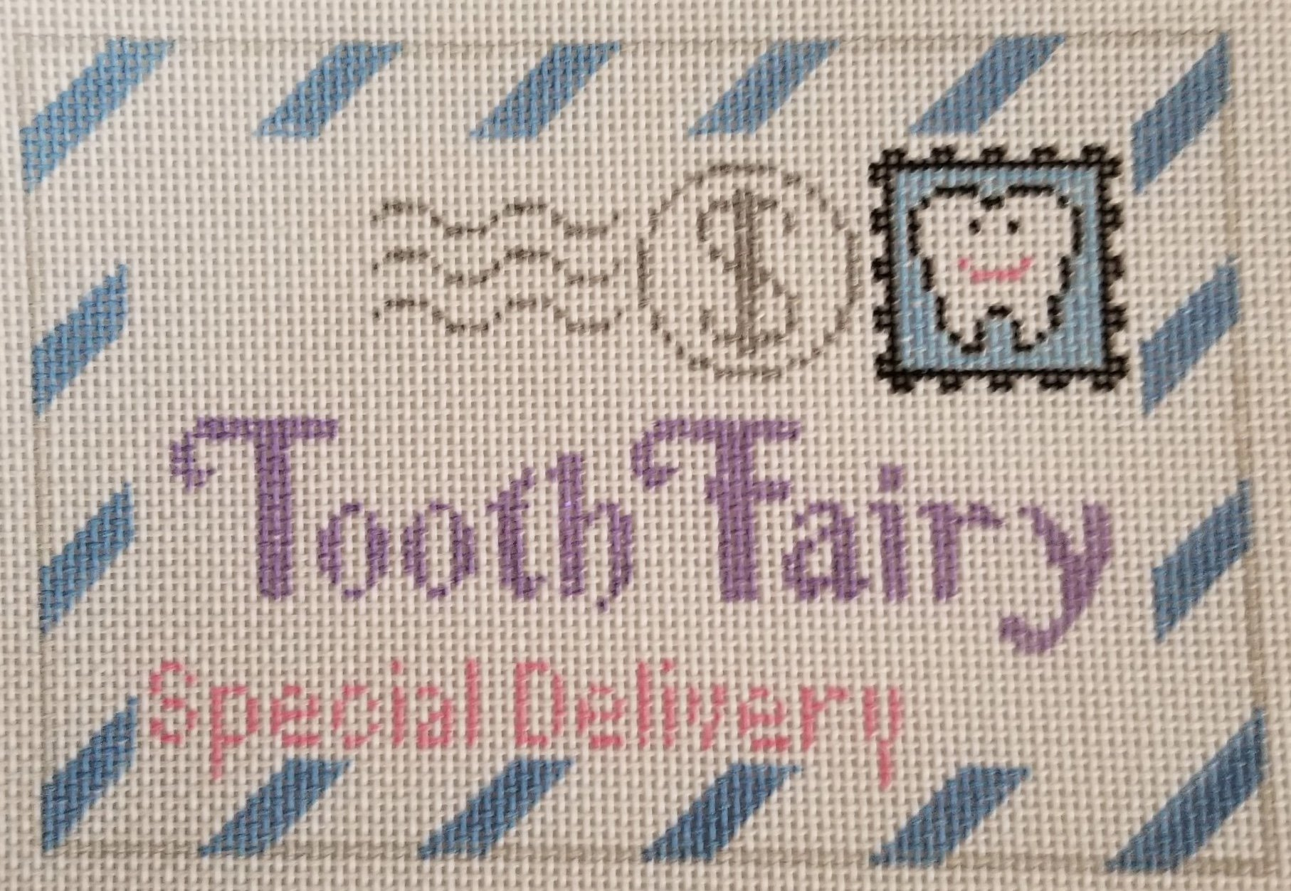 tooth fairy mini letter