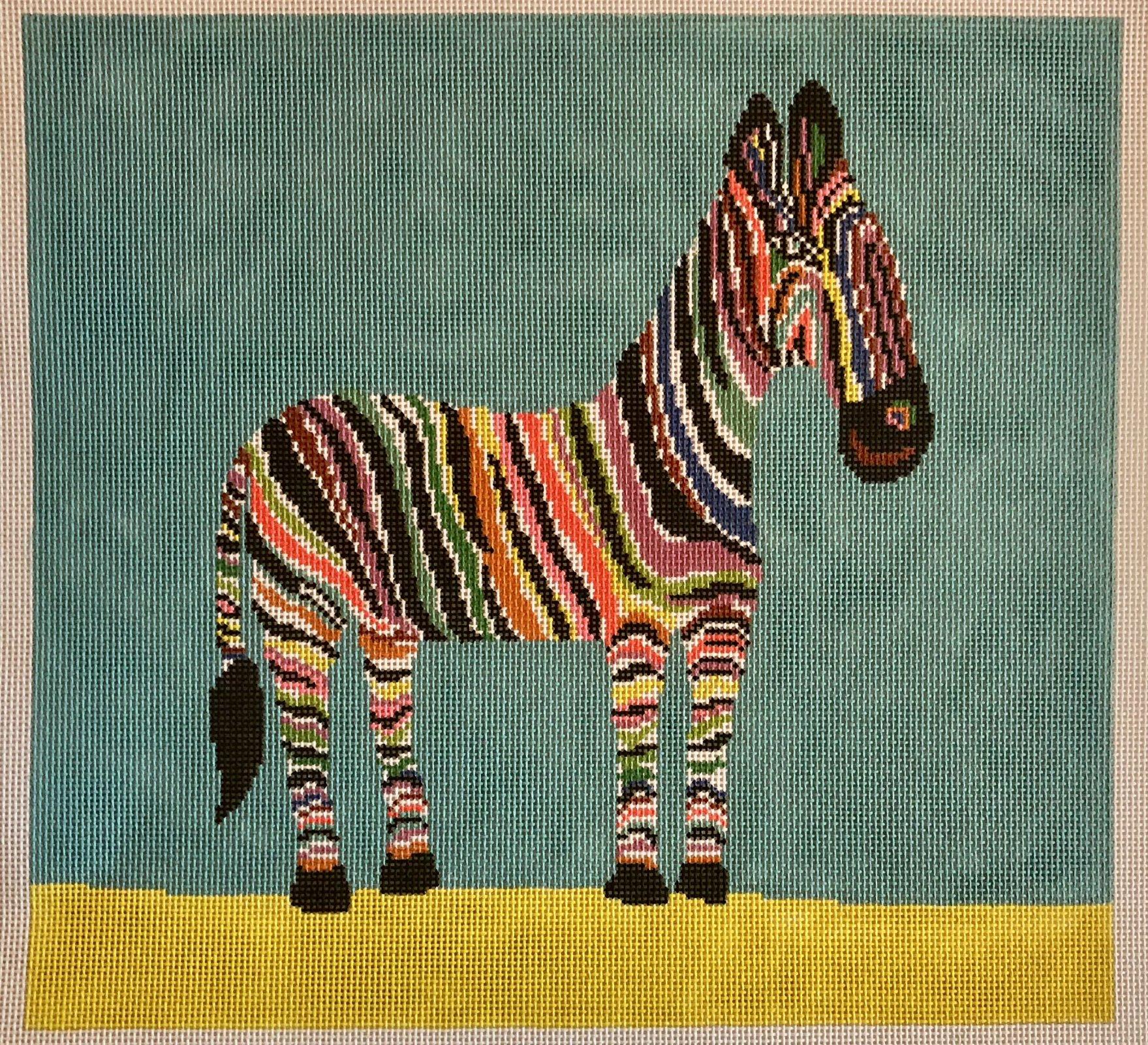 zingy zebra