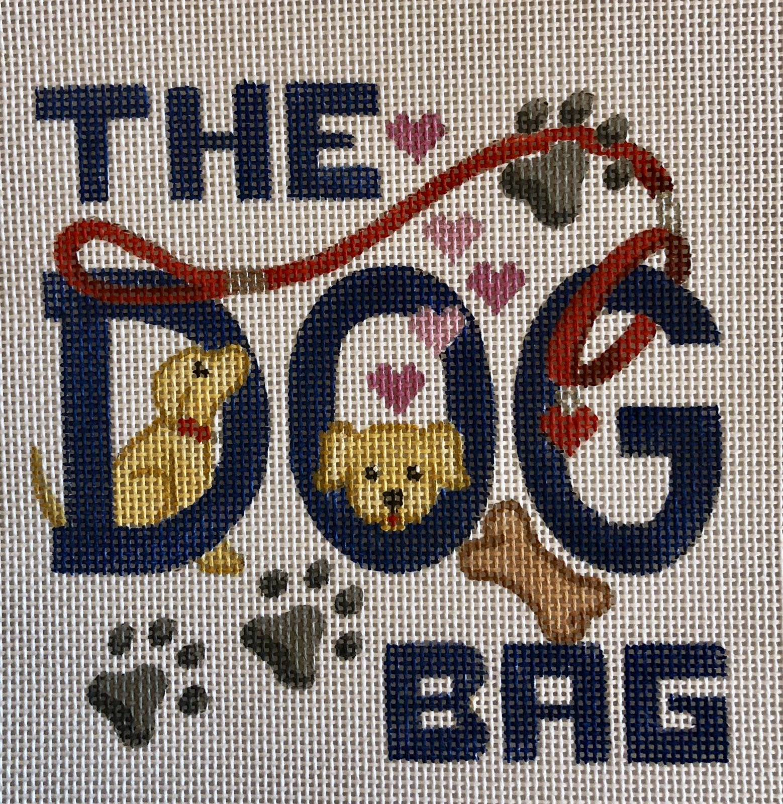 the dog bag