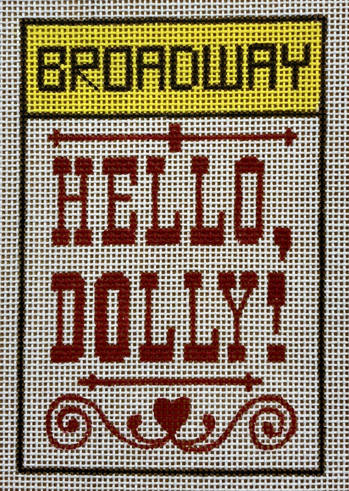 broadway: hello dolly!