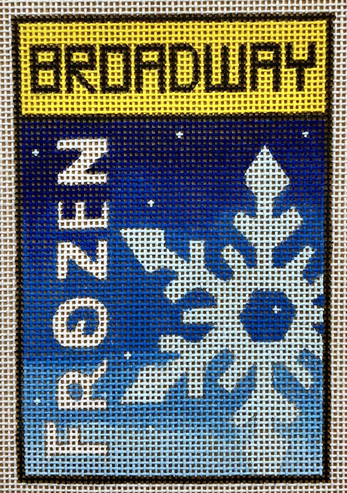 broadway: frozen