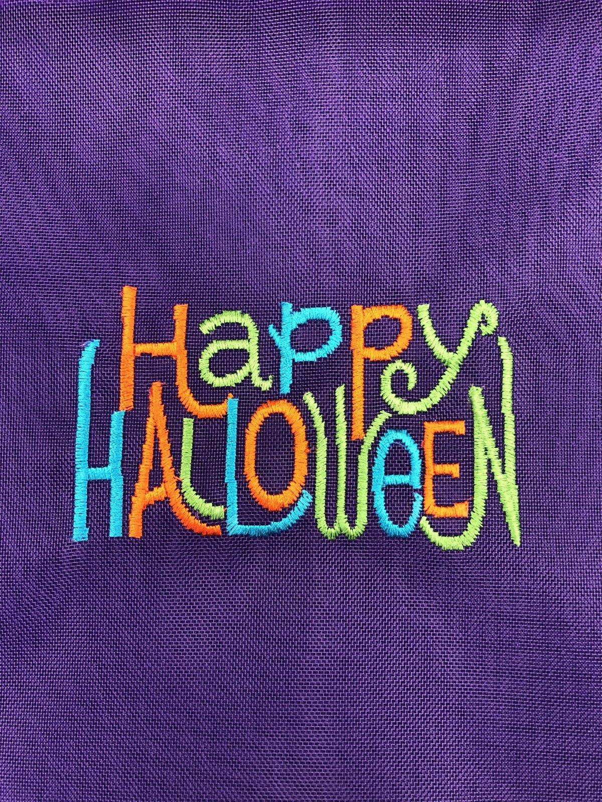 halloween 9 x 12 mesh bags
