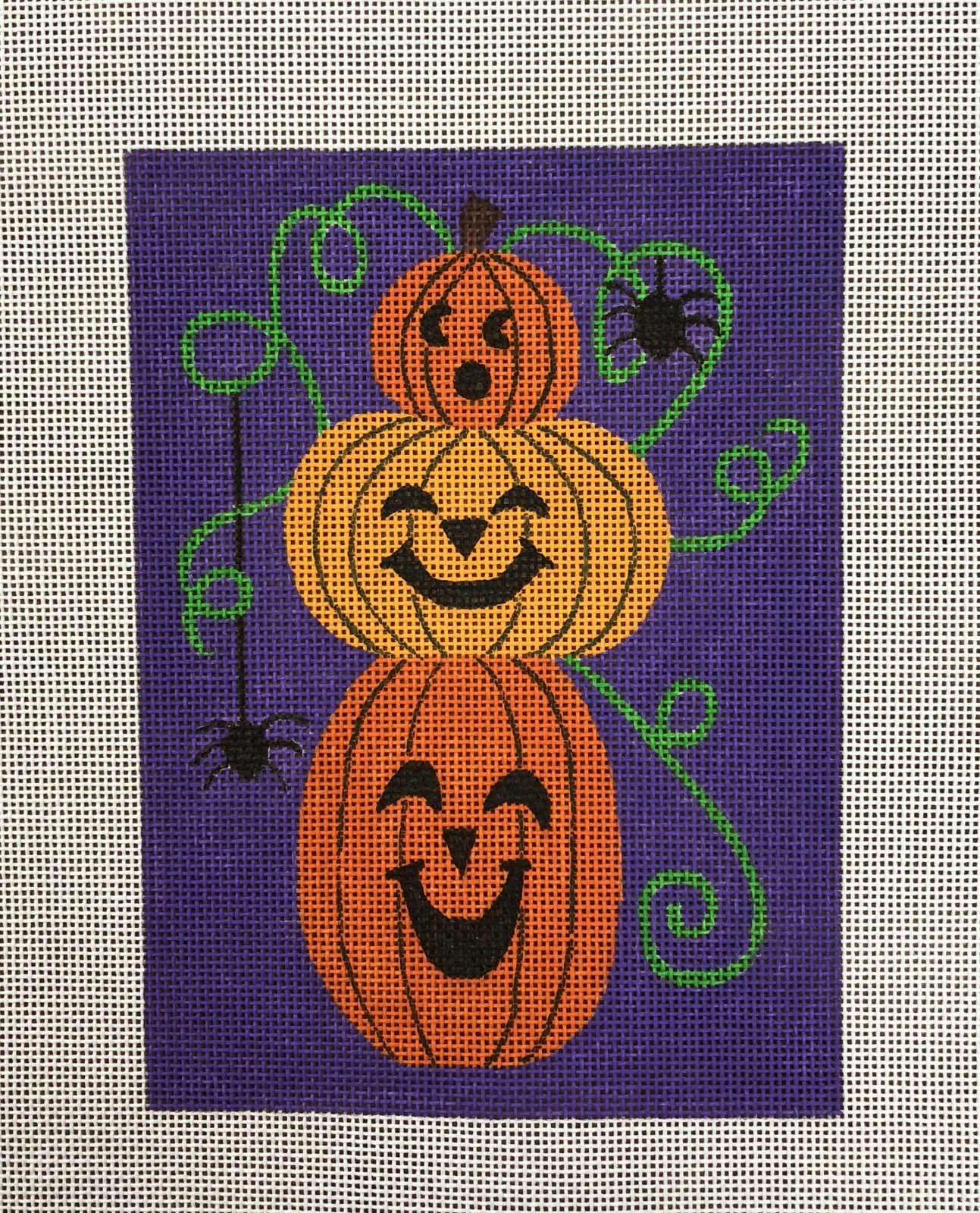 pile o'pumpkins w stitch guide