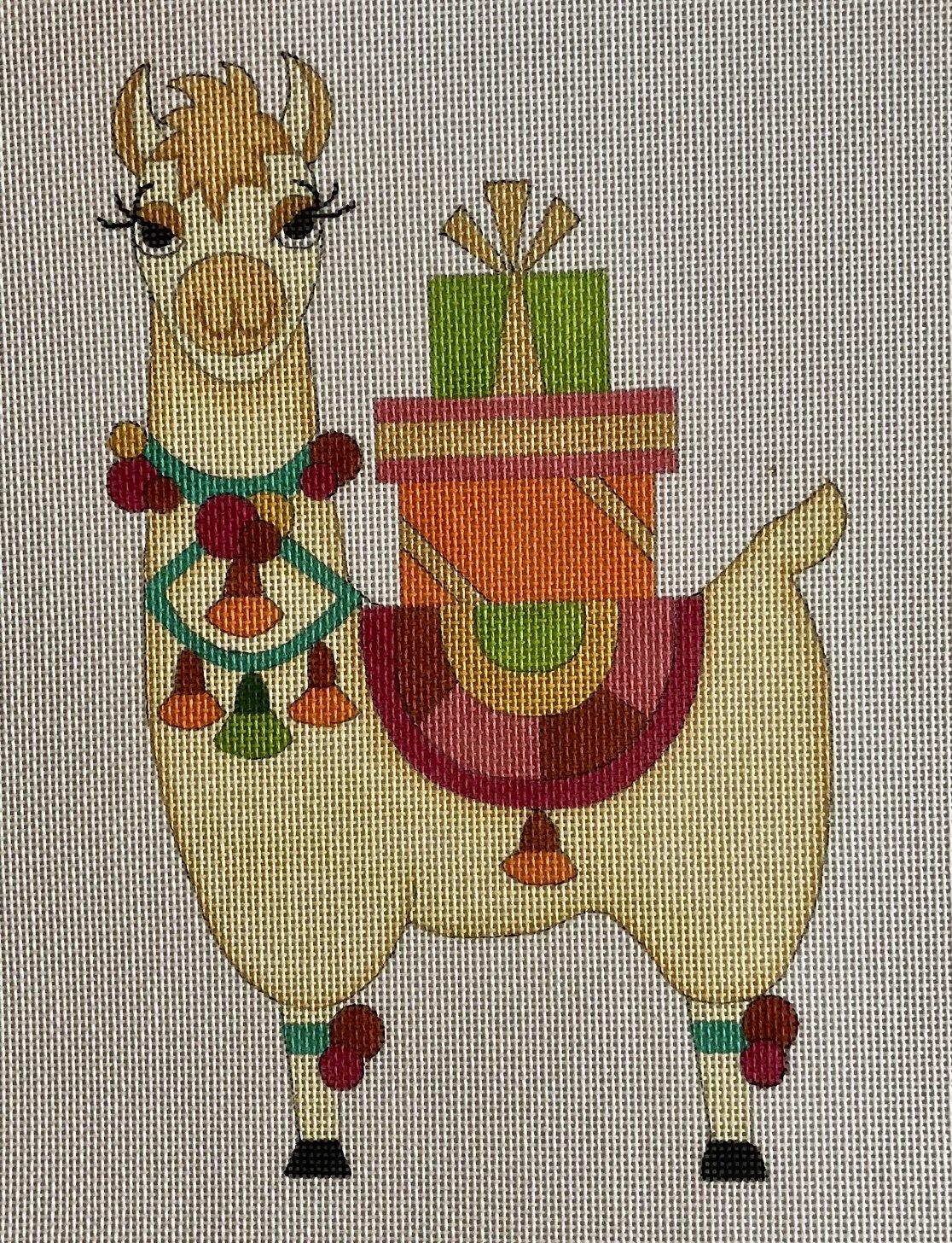 llama w presents