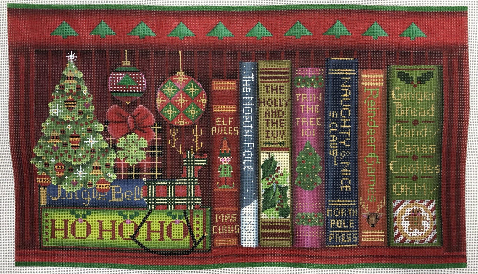 santa books