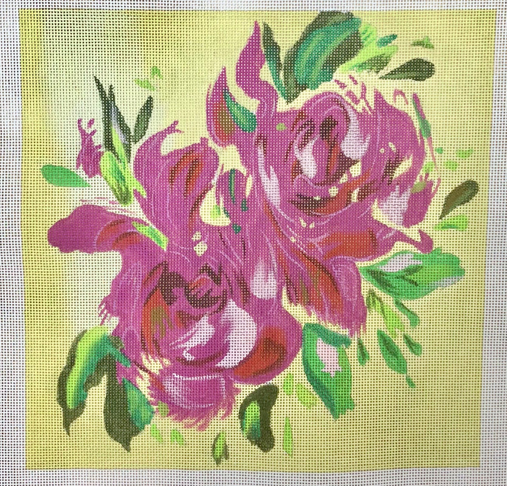 pursell floral pink