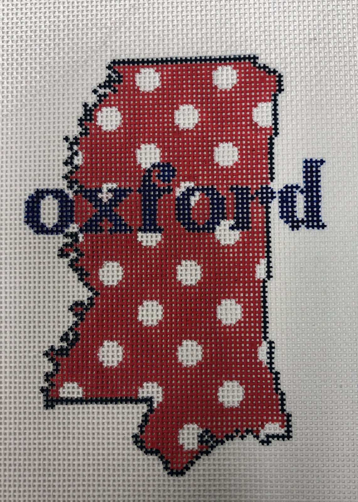 mississippi - oxford