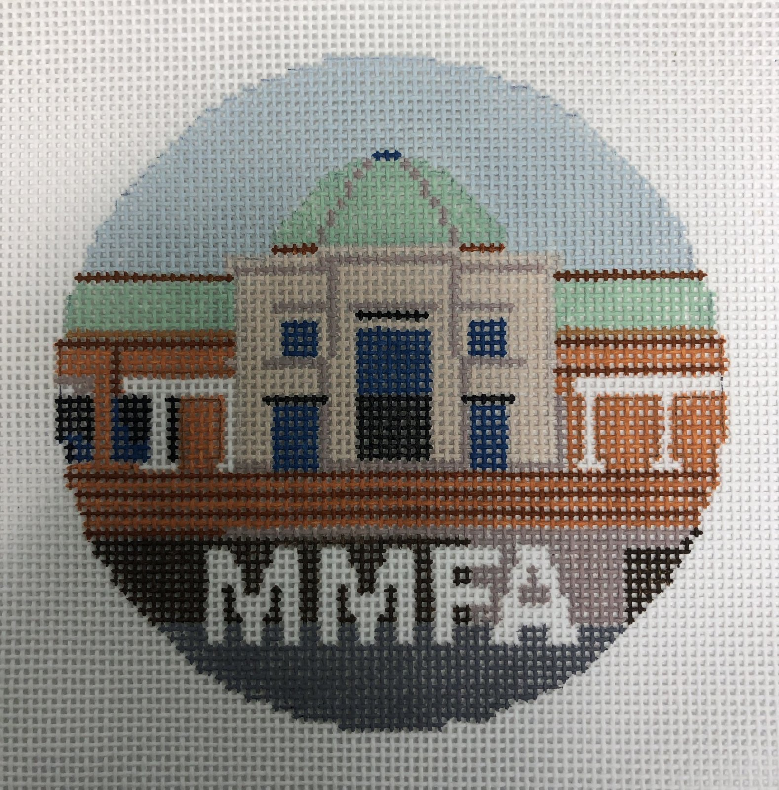 mmfa ornament