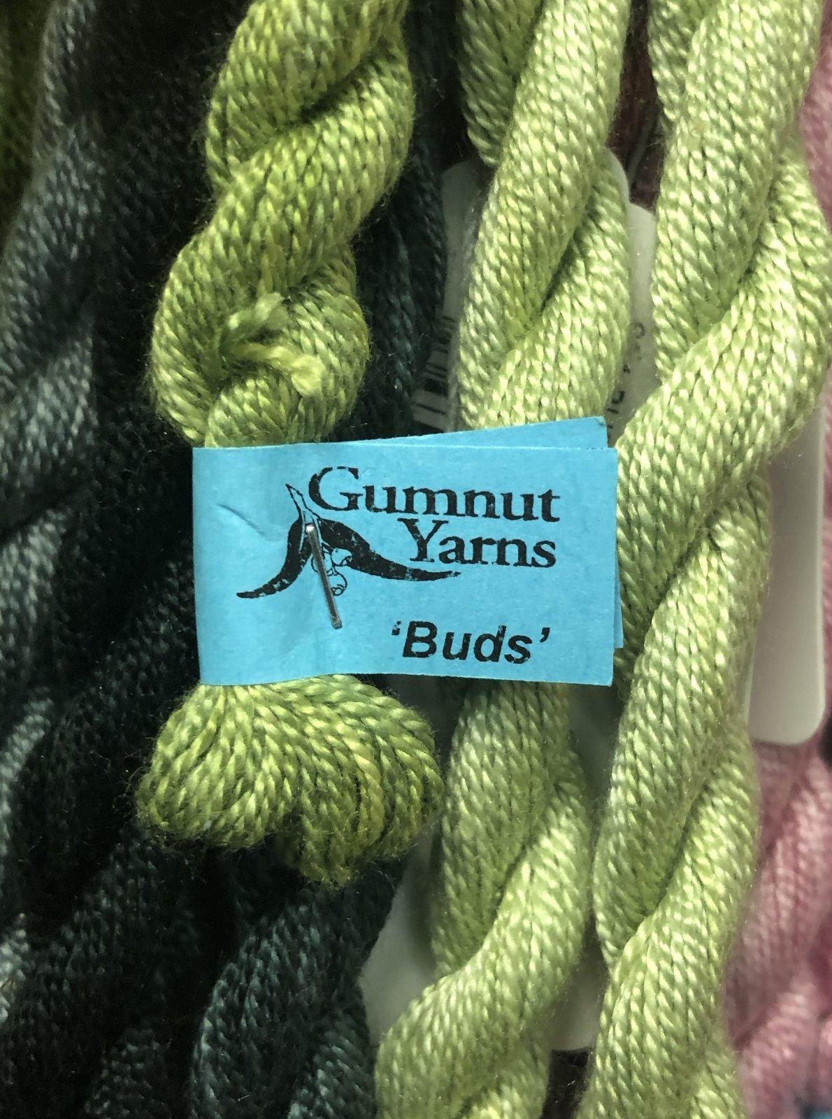 gumnuts buds