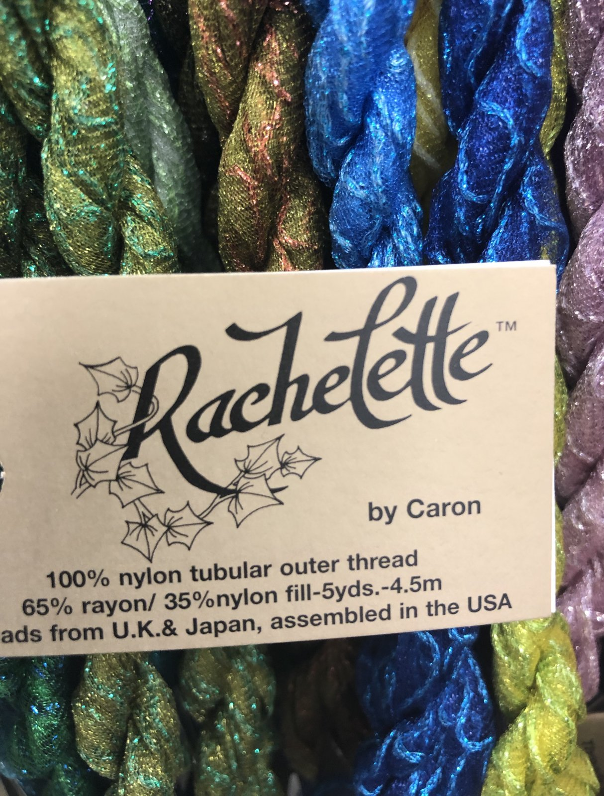 caron collection rachelette